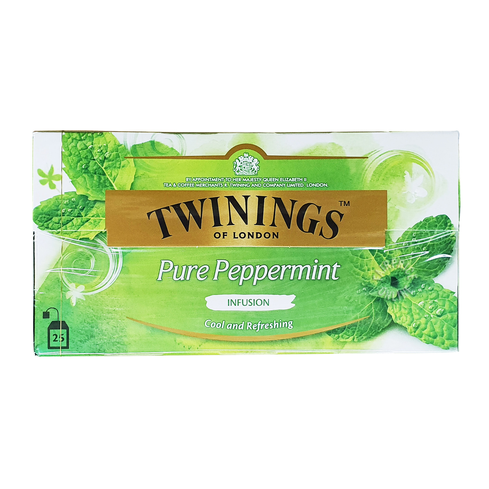 Twinings Pure Infusion Teabags - Peppermint