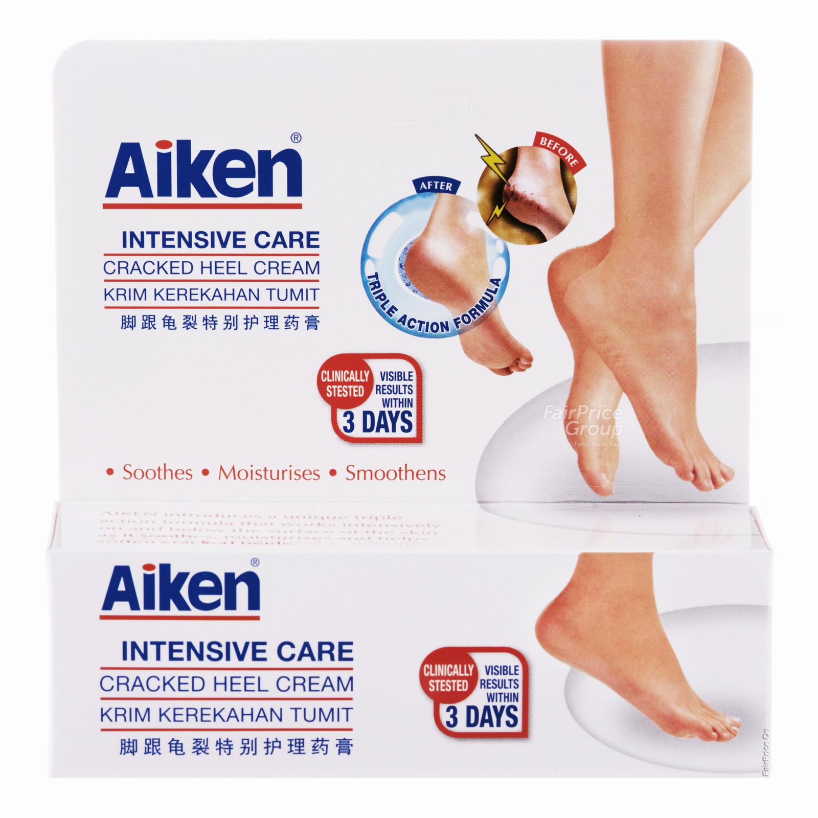 Aiken Cracked Heel Cream - Intensive Care