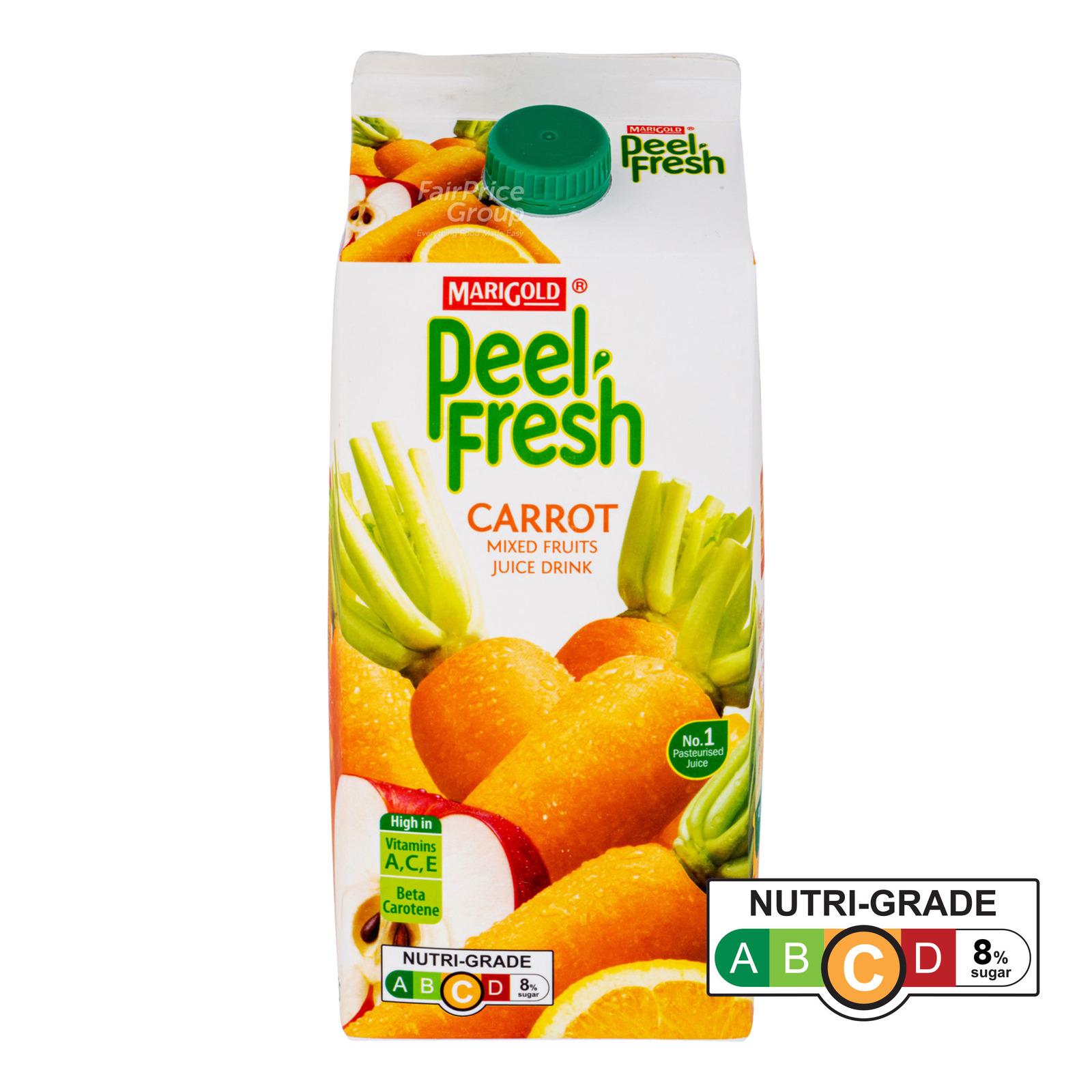 Marigold Peel Fresh Juice Drink - Carrot