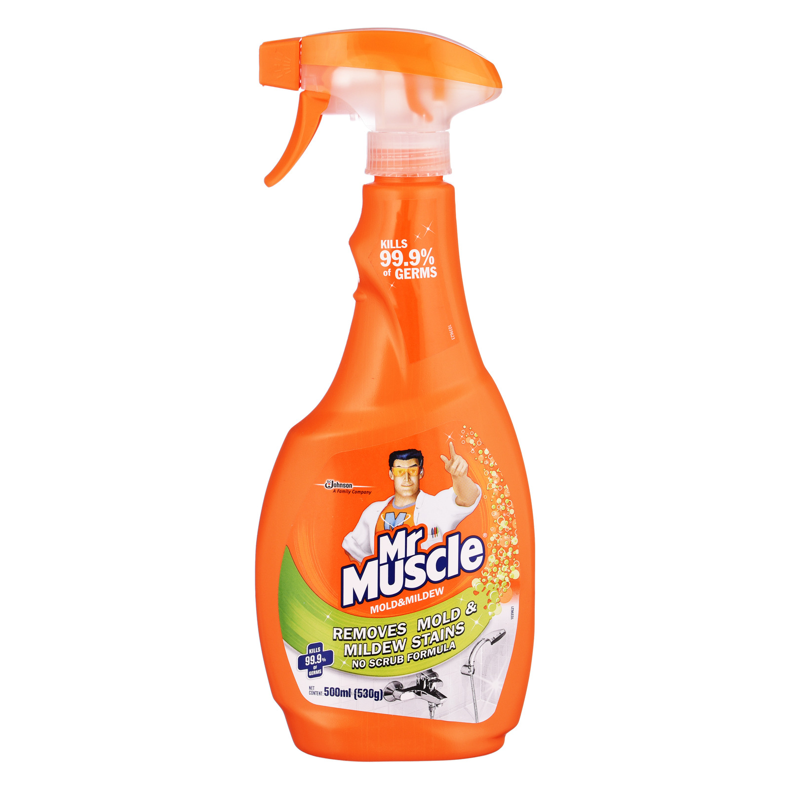 Mr Muscle Mold & Mildew Foaming Bleach