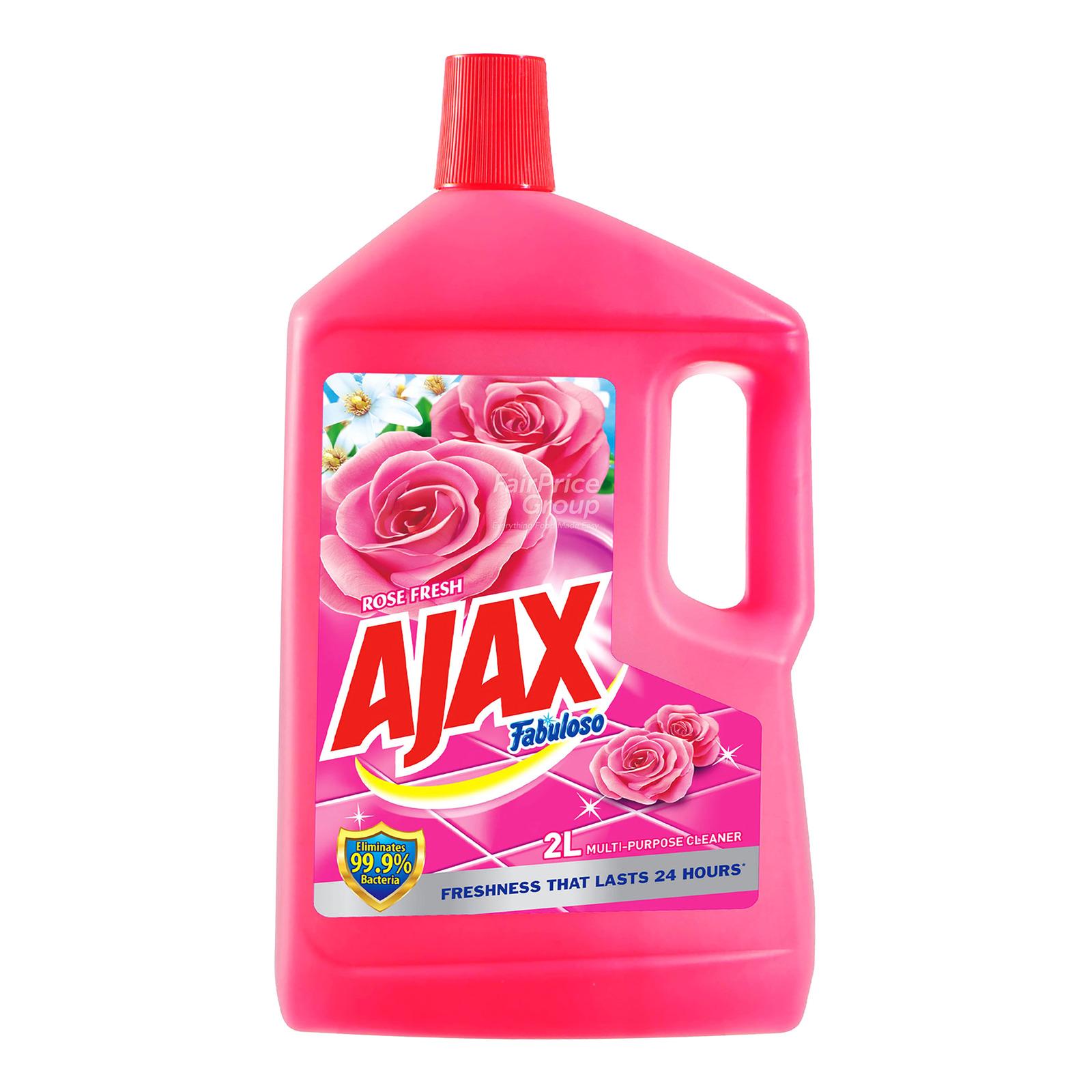 Ajax Fabuloso Multi-Purpose Cleaner - Rose Fresh