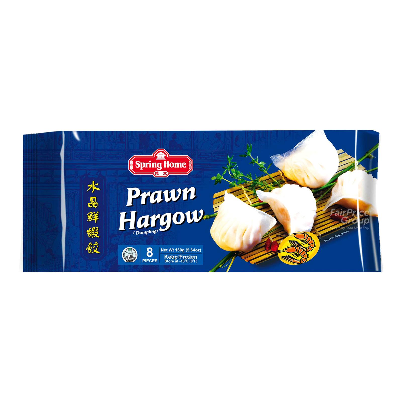 Spring Home Prawn Hargow