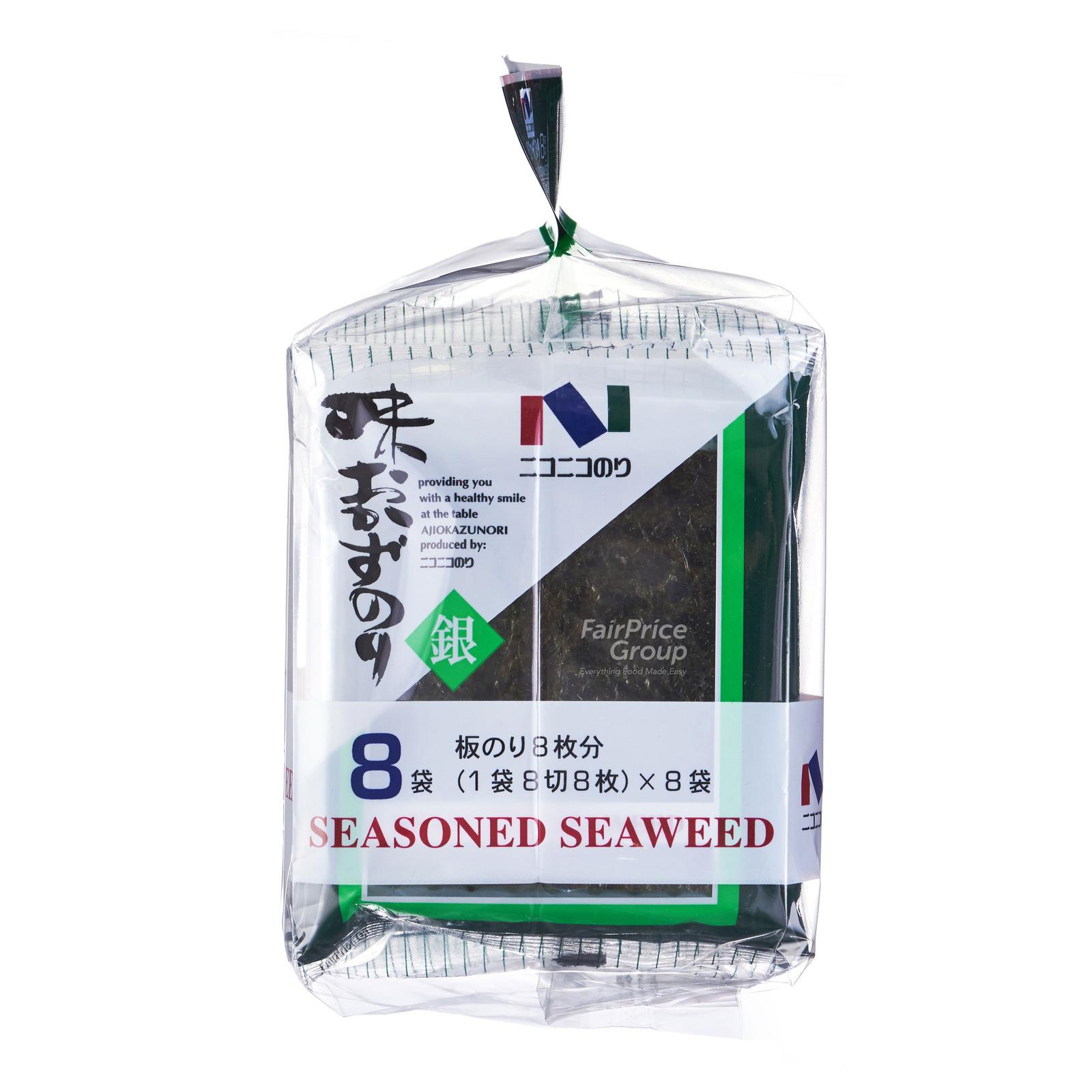 Nico Nico Seasoned Seaweed