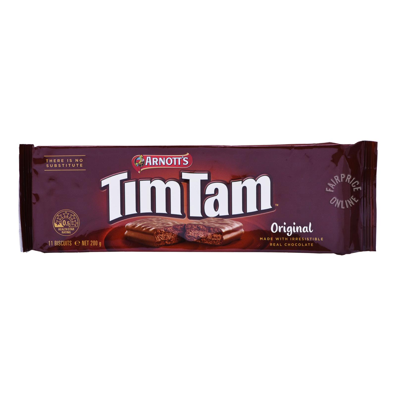 Arnott's Tim Tam Biscuits - Original