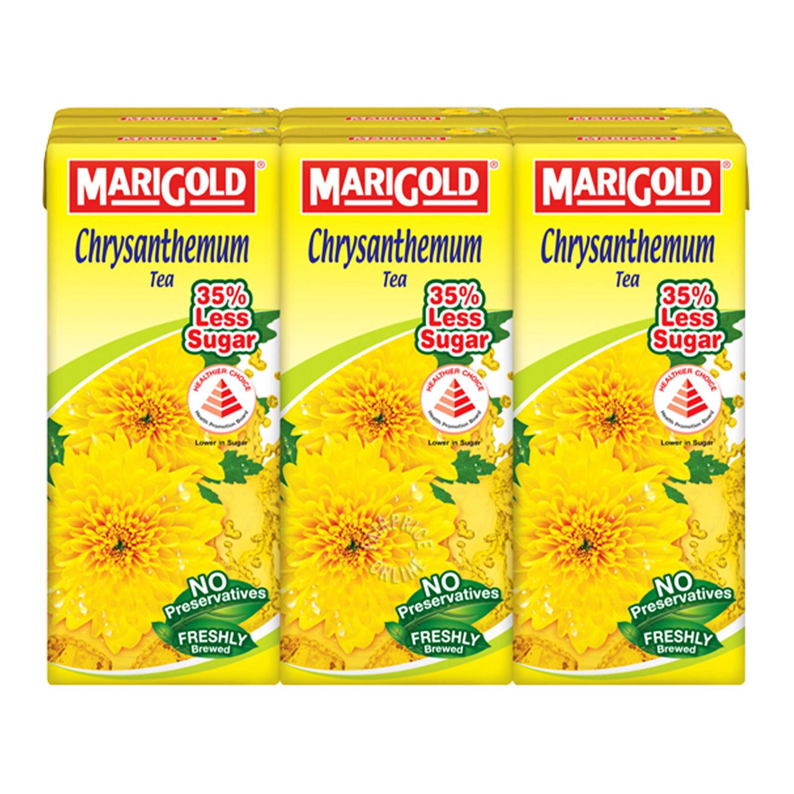 Marigold Packet Drink - Chrysanthemum Tea (Less Sweet)