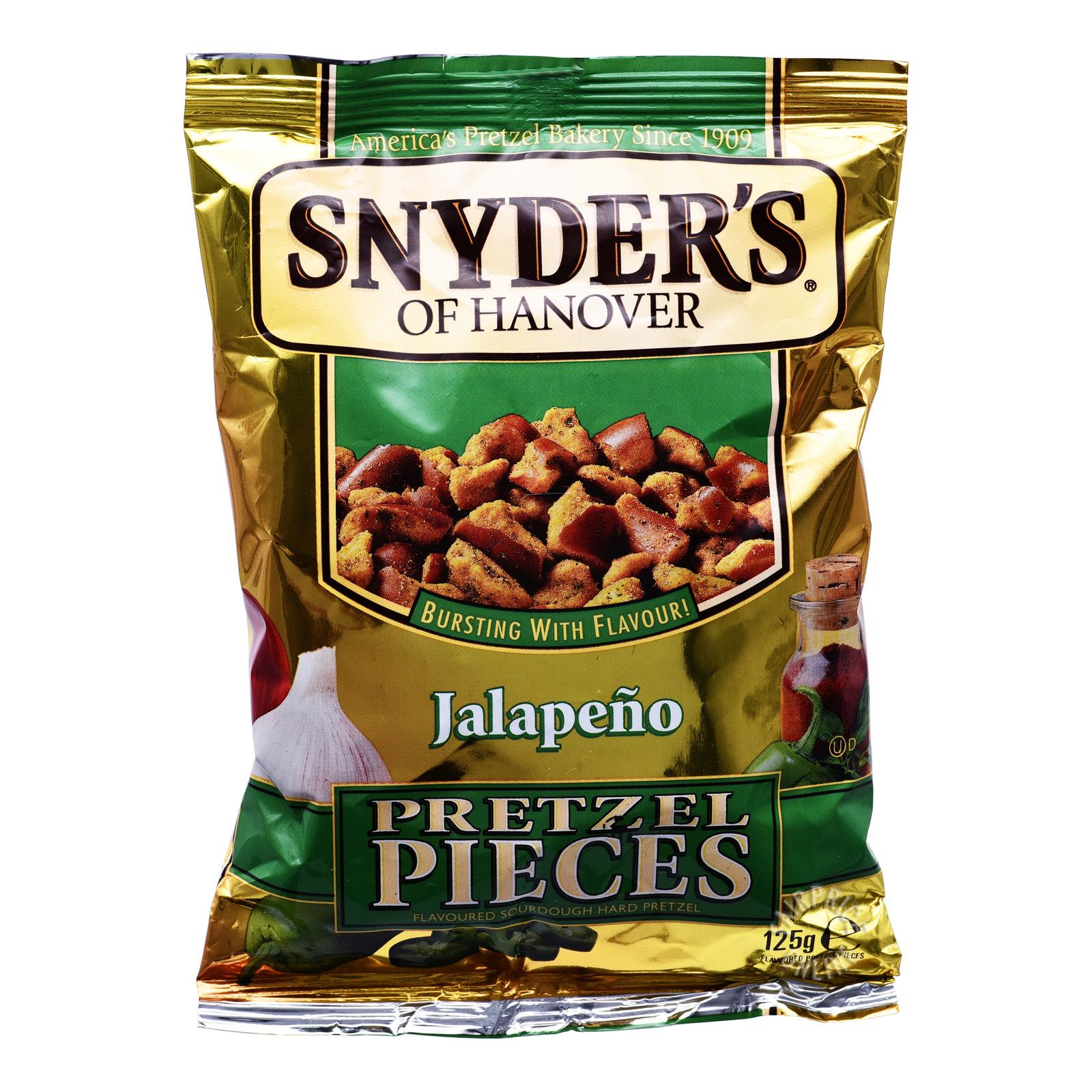Snyder's of Hanover Pretzel Pieces - Jalapeno