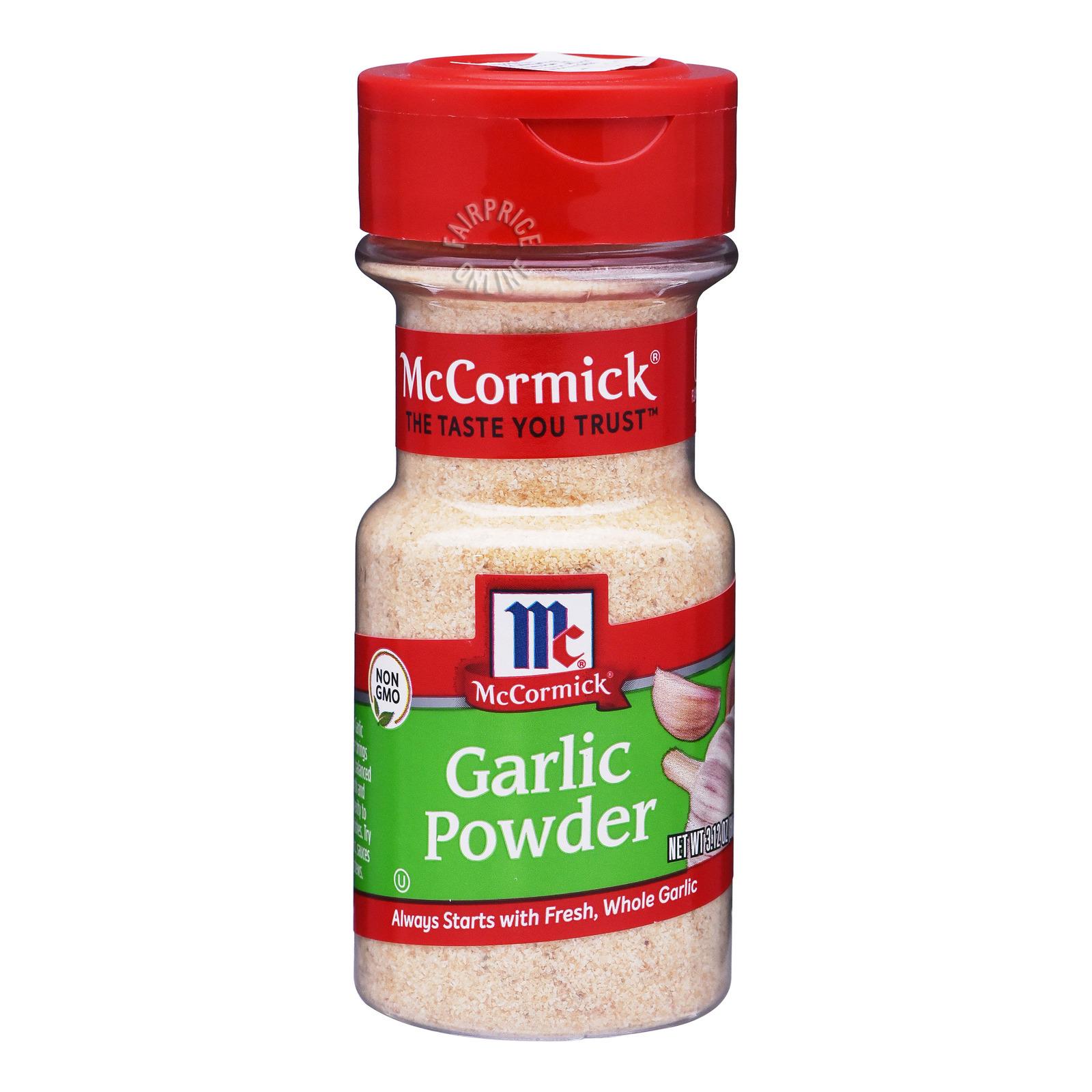 McCormick Spices - Garlic Powder