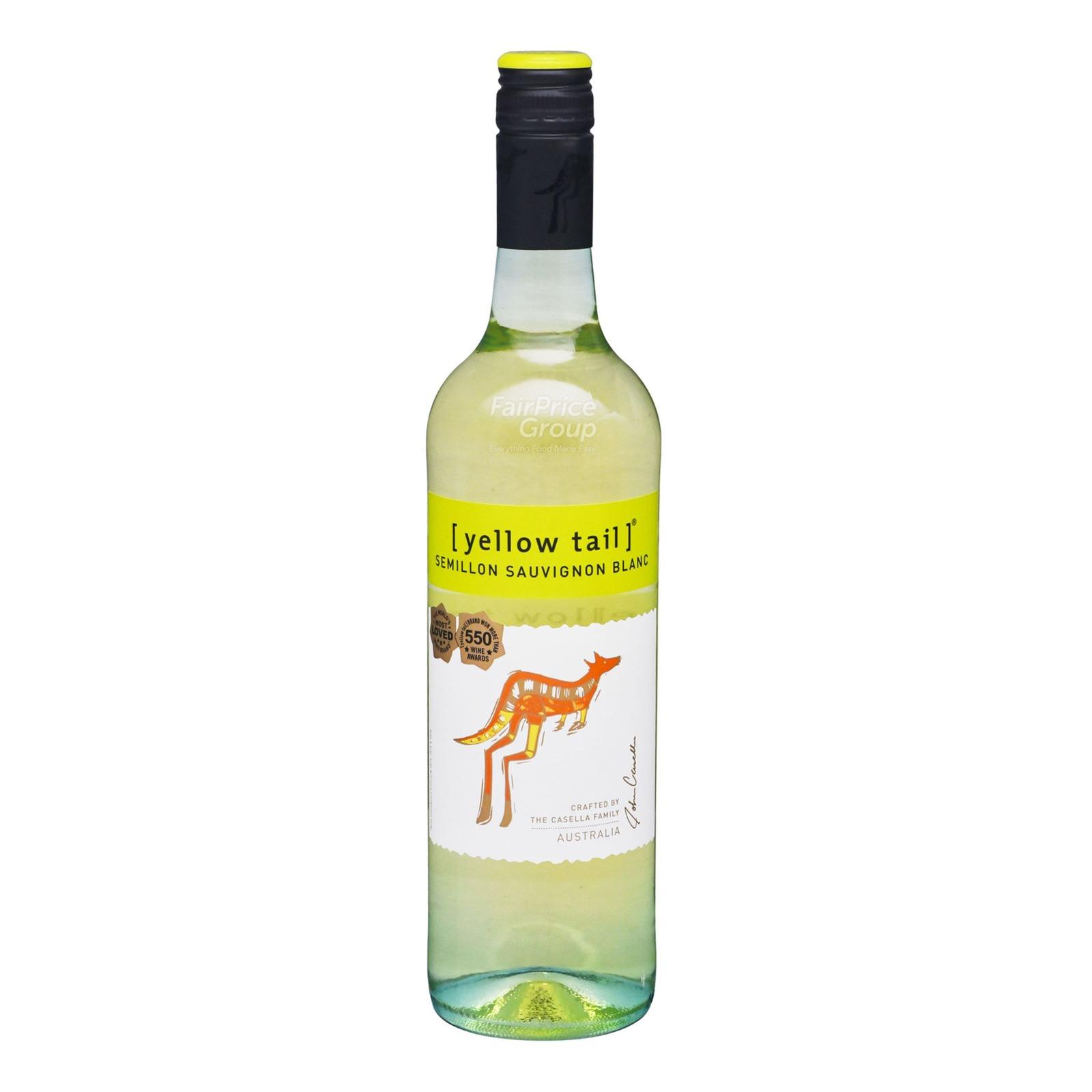 Yellow Tail White Wine - Semillon Sauvignon Blanc