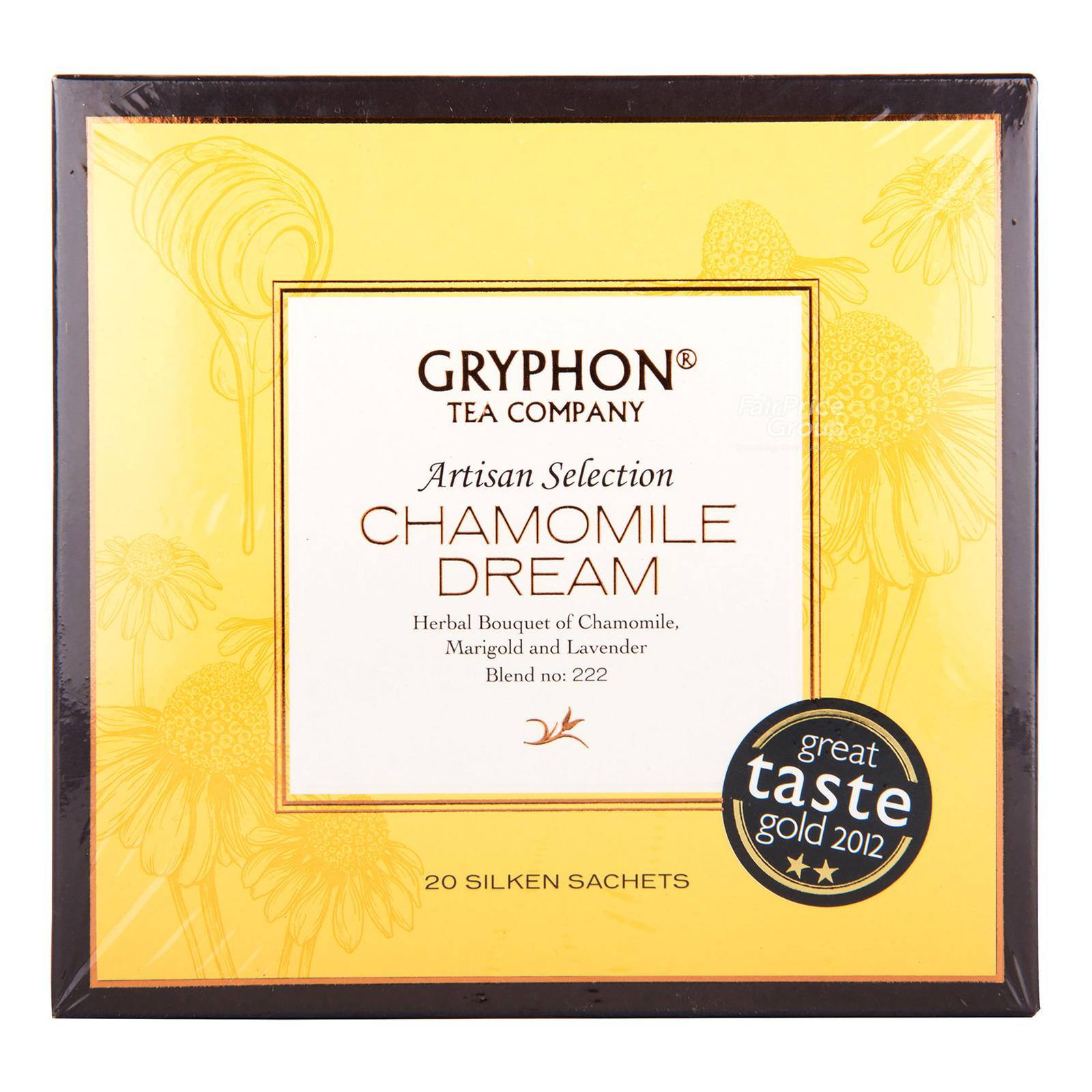 Gryphon Artisan Selection Tea - Chamomile Dream