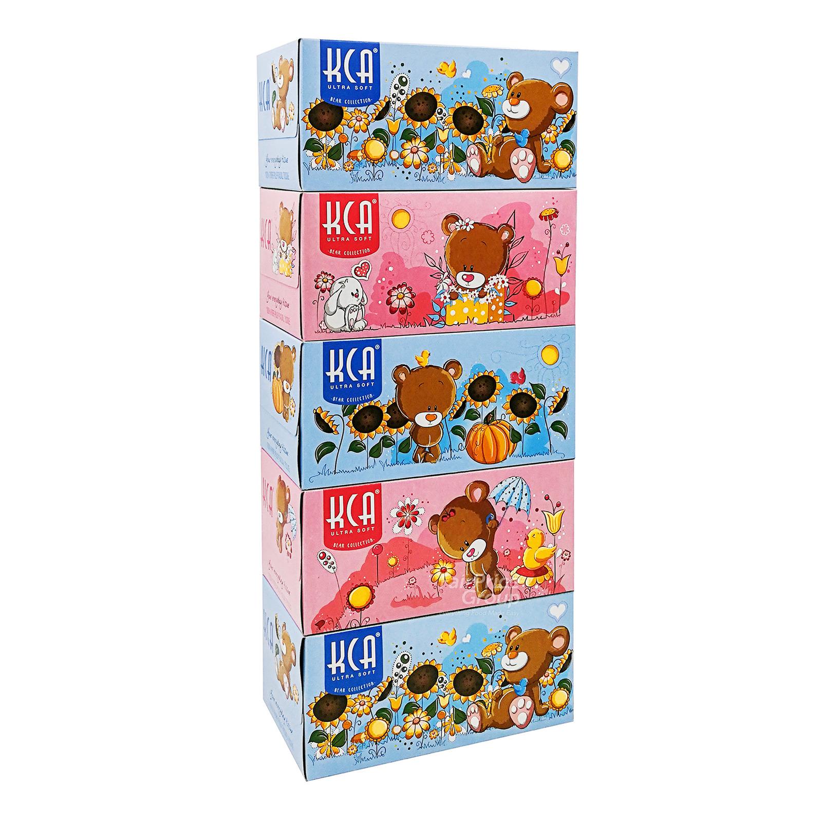 KCA Tissue Box - Facial (2ply)