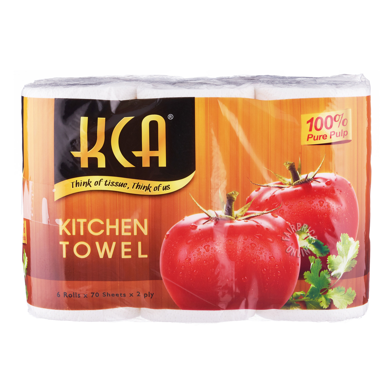 KCA Tissue Rolls - Kitchen