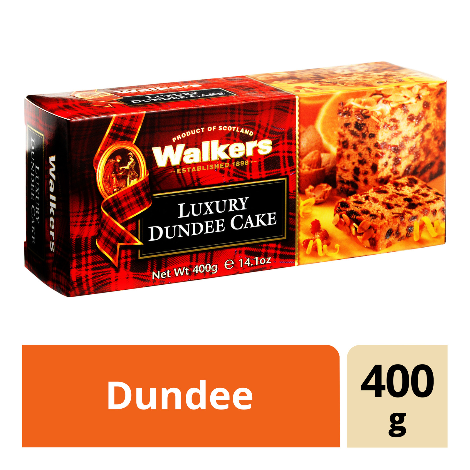Walkers Luxury Cake - Dundee