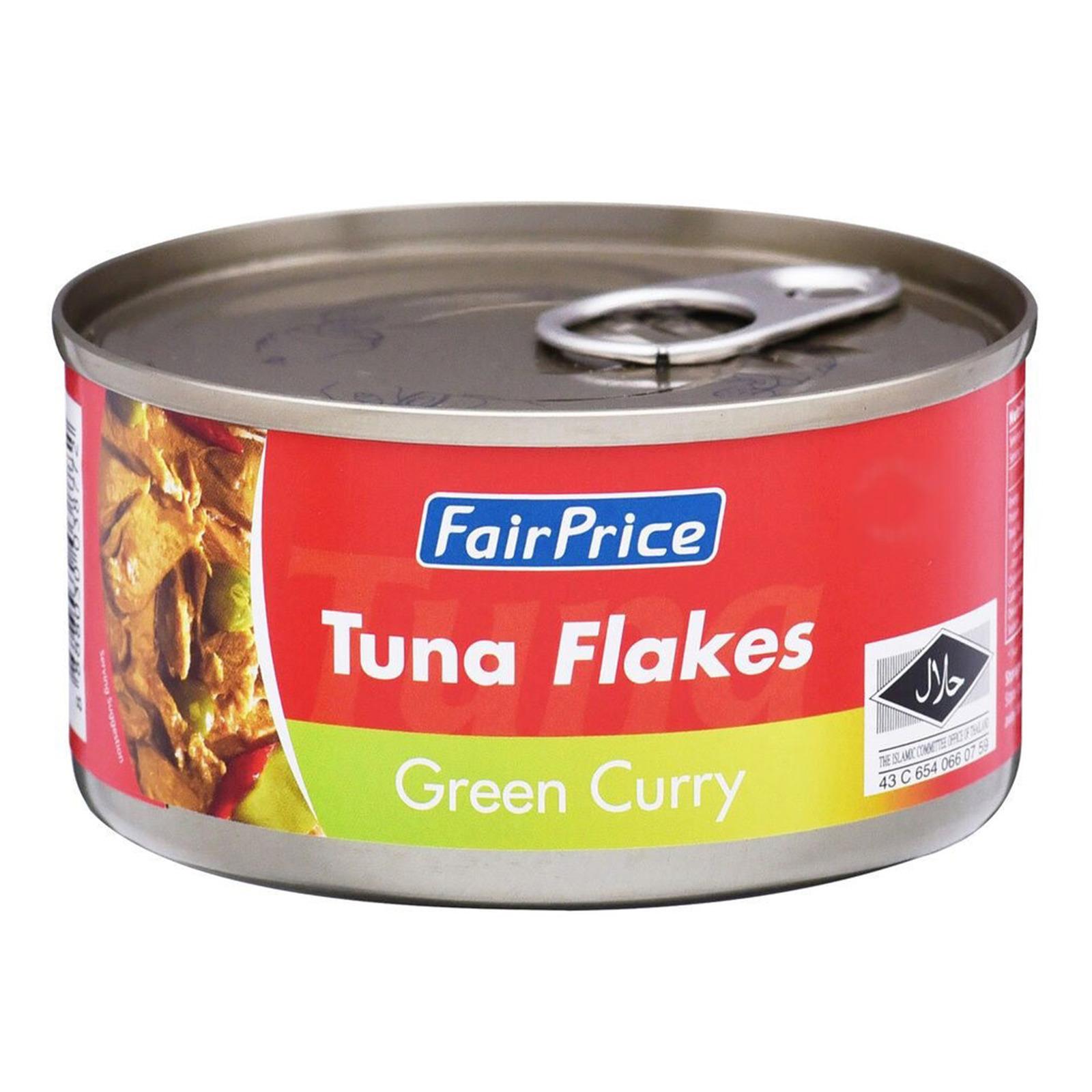 FairPrice Tuna Flakes - Green Curry