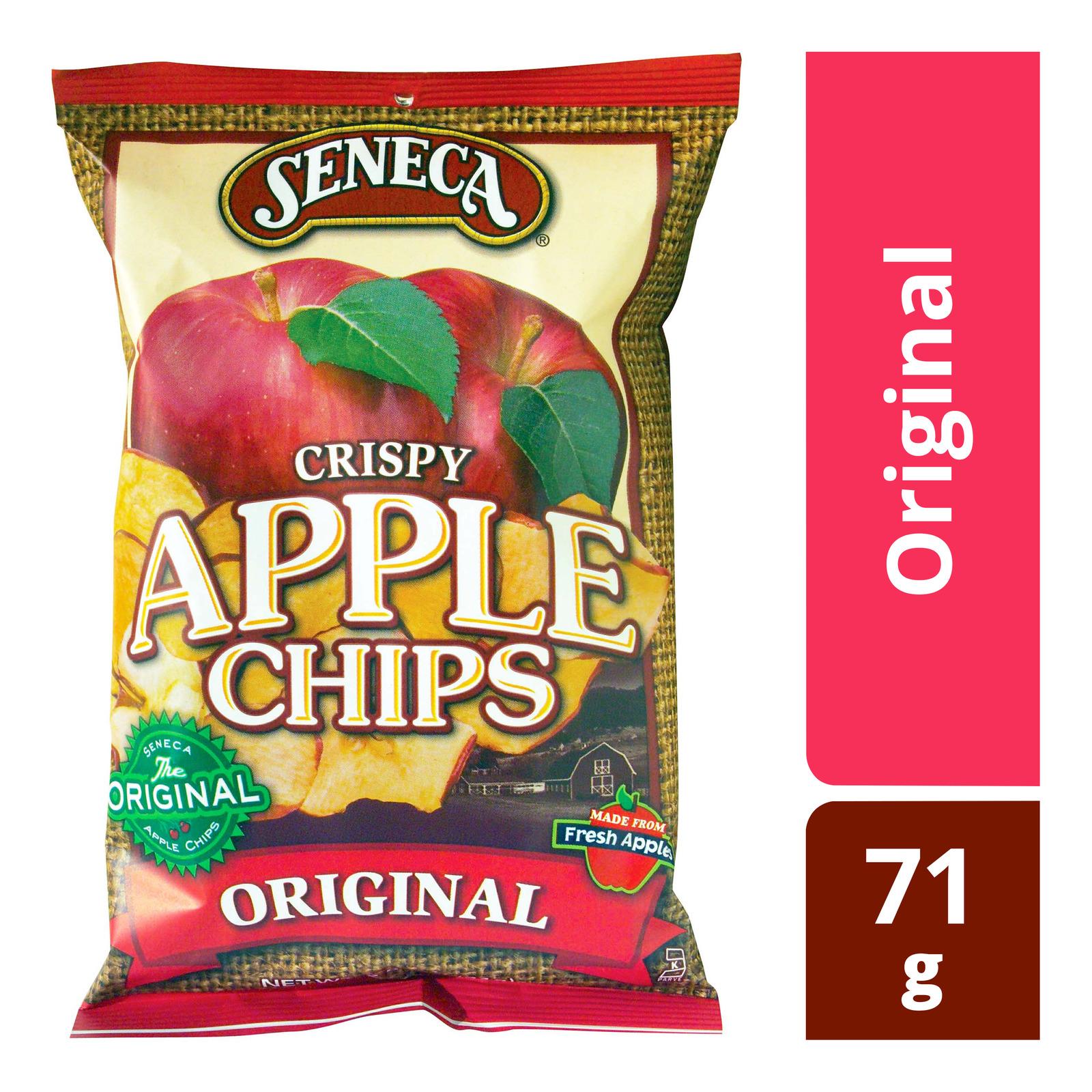 Seneca Crispy Apple Chips - Original