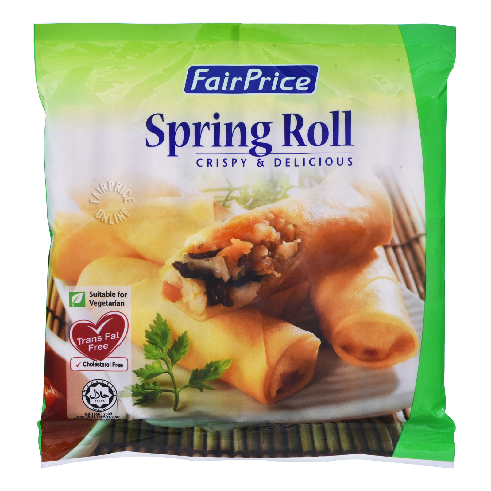 FairPrice Frozen Spring Roll