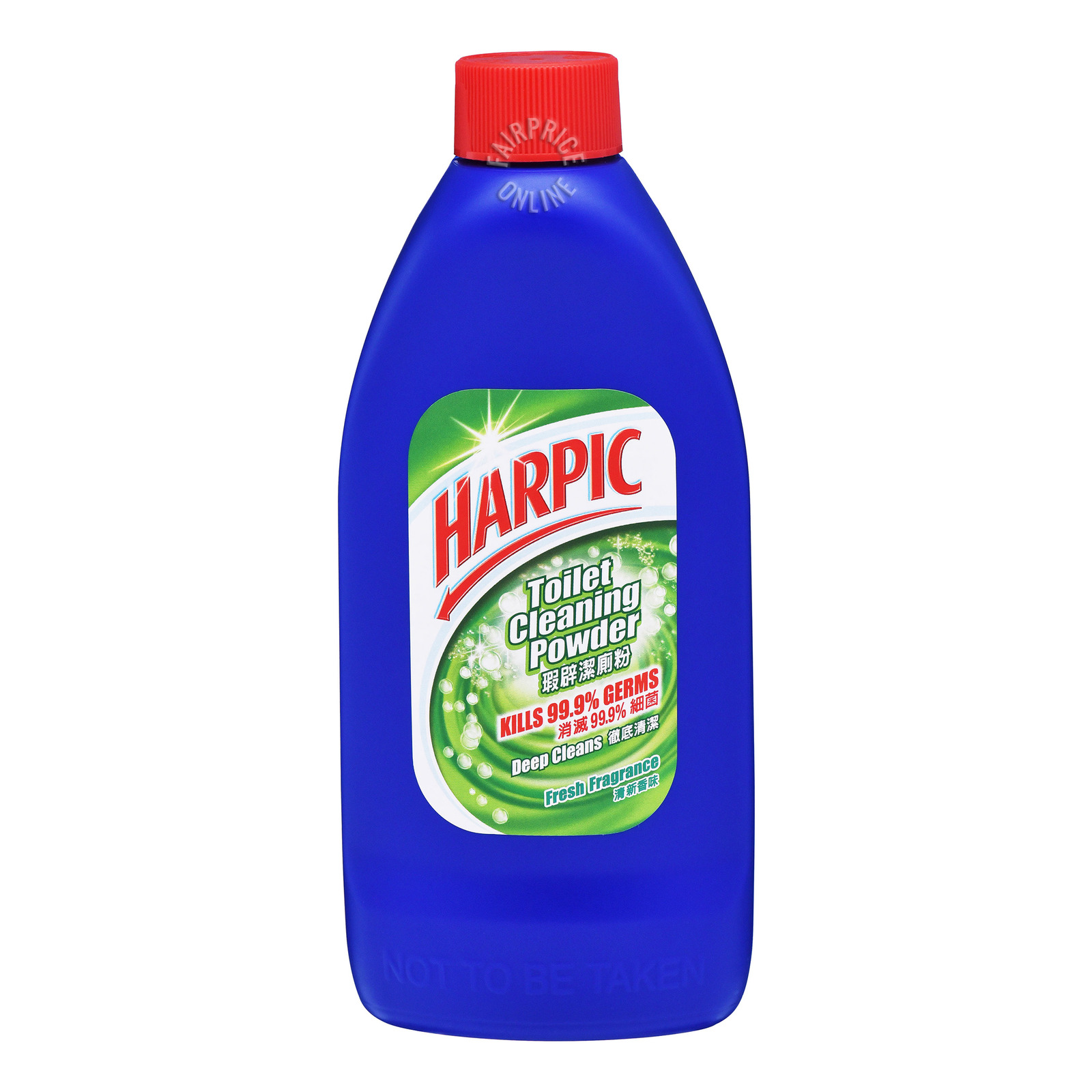 Harpic Toilet Cleaning Powder - Fresh Fragrance