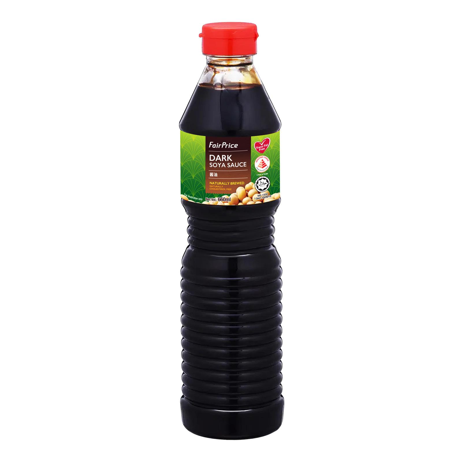 GIANT Dark Soya Sauce 640ml