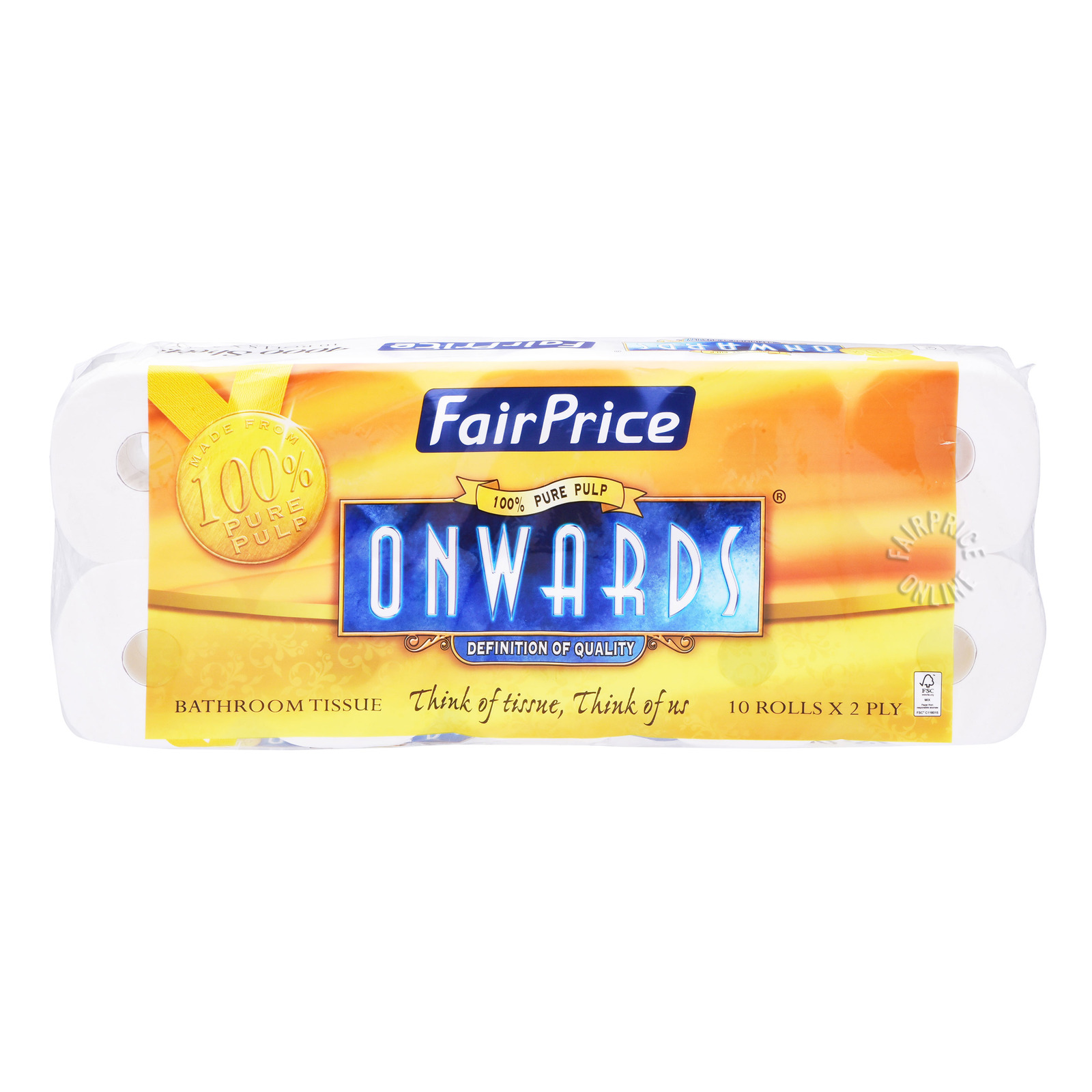 FairPrice Onwards Bathroom Tissue Roll