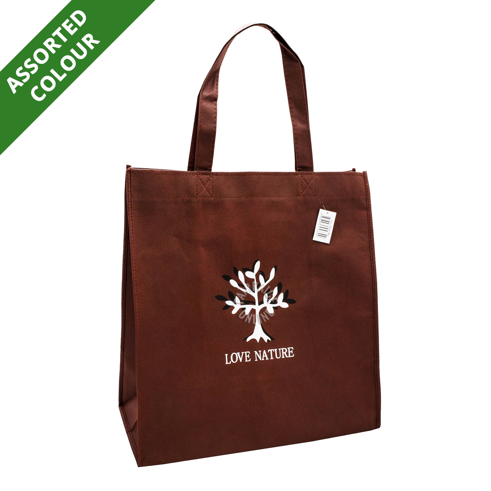 FairPrice Love Nature Recycle Bag - Big (Assorted Colours)