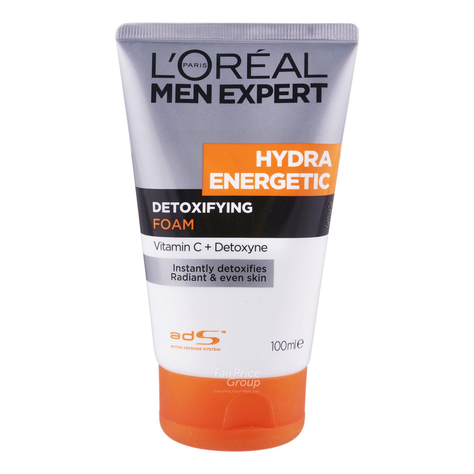 L'Oreal Men Expert Foam Wash - Hydra Energetic