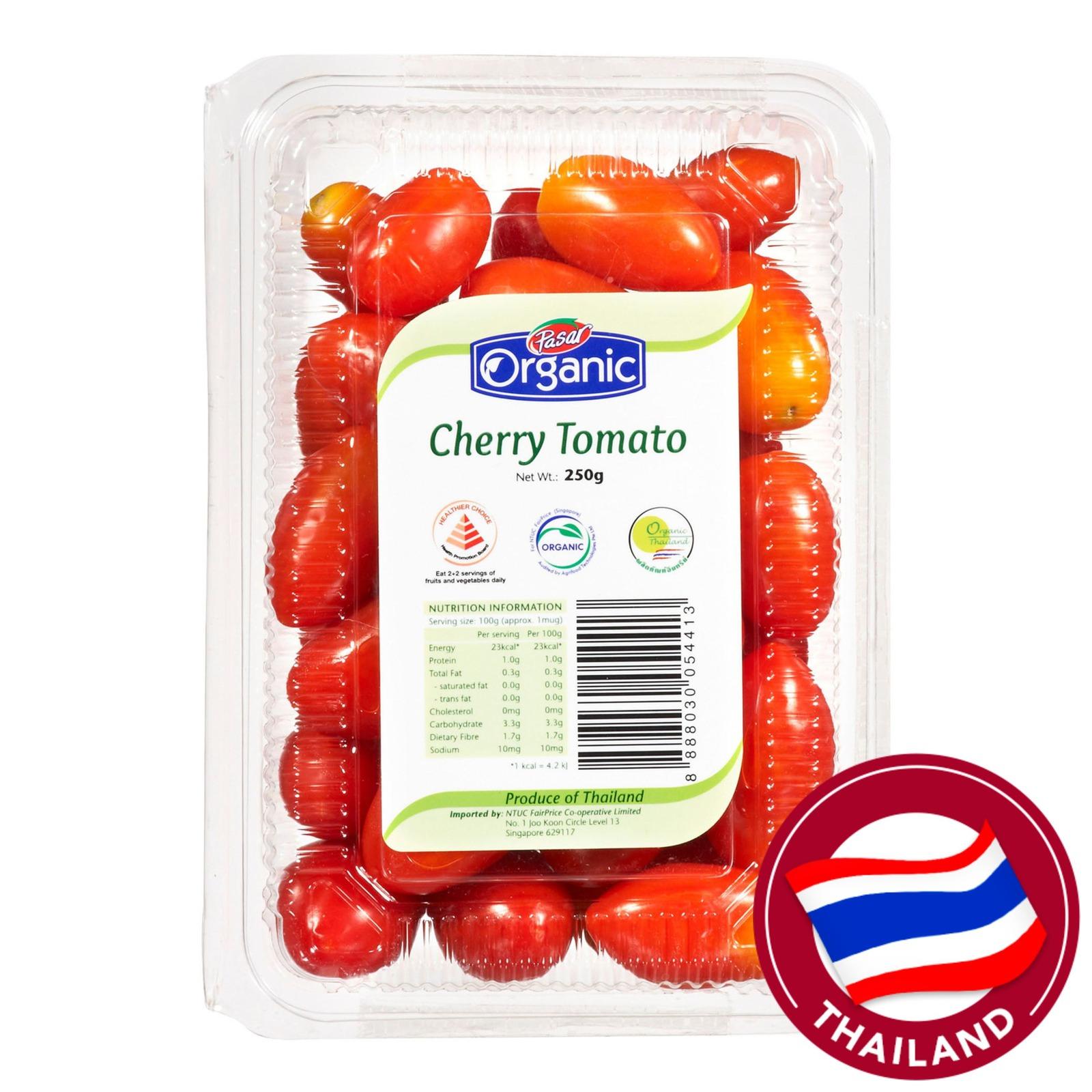 Pasar Organic Cherry Tomato