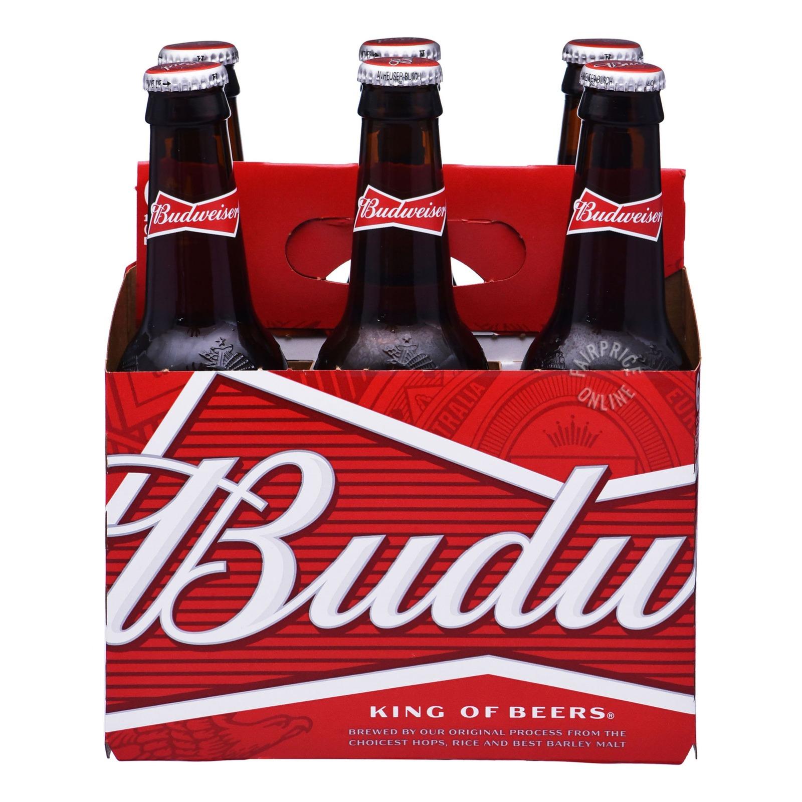 Budweiser Bottle Beer