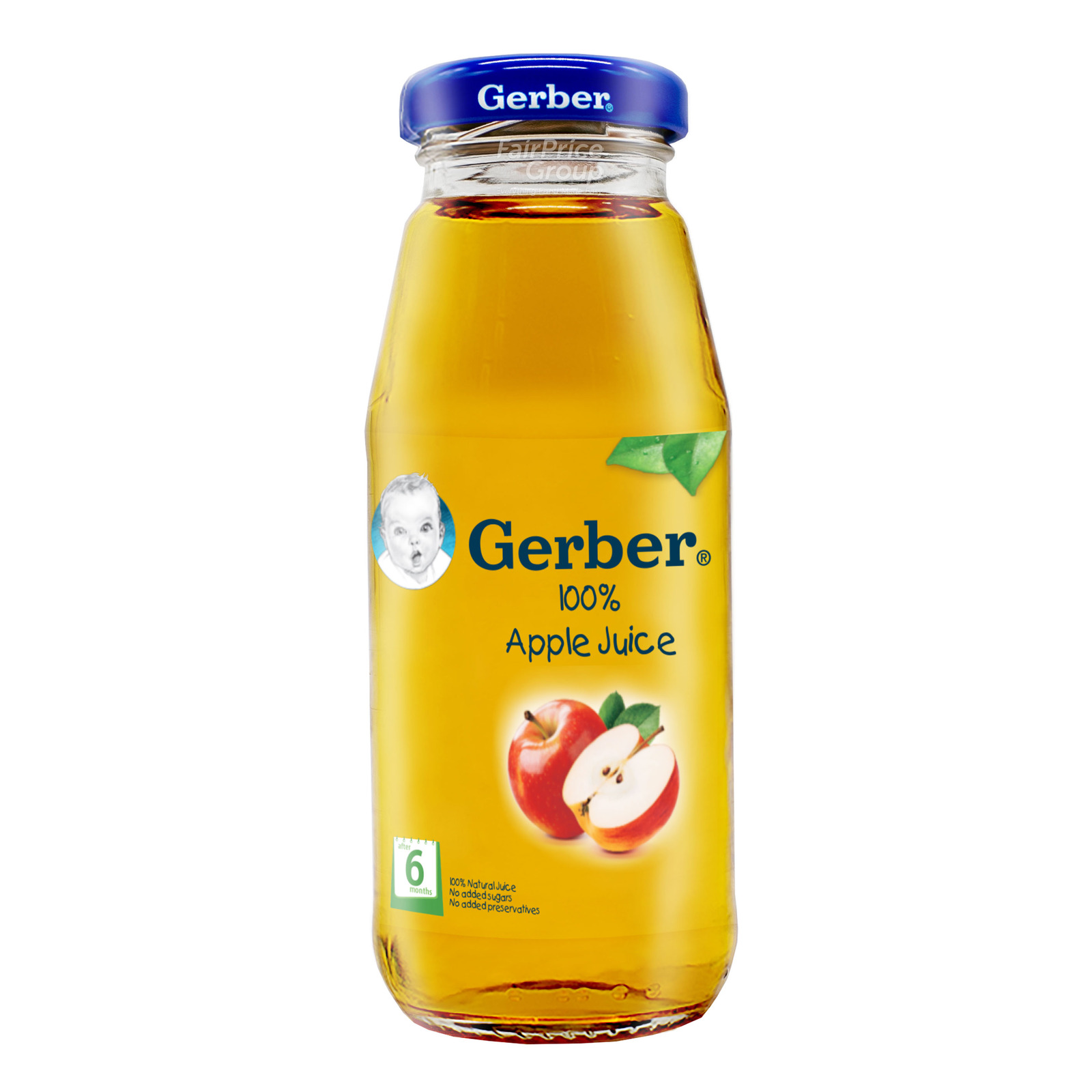 Gerber 100% Natural Juice - Apple