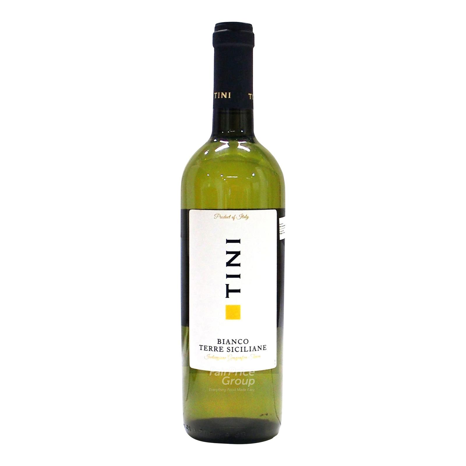 Tini White Wine - Bianco Terre Siciliane IGT