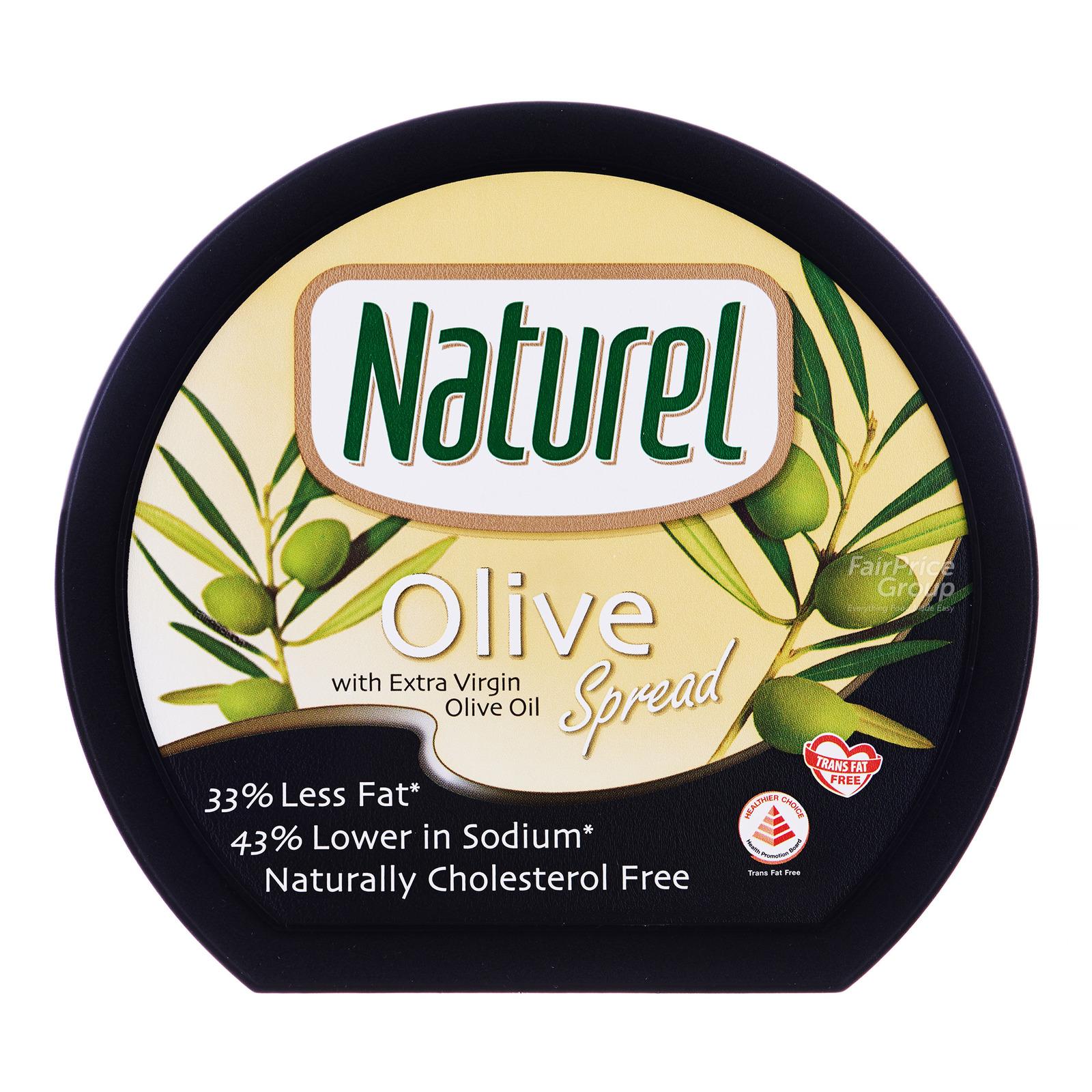 Naturel Cholesterol Free Spread - Extra Virgin Olive