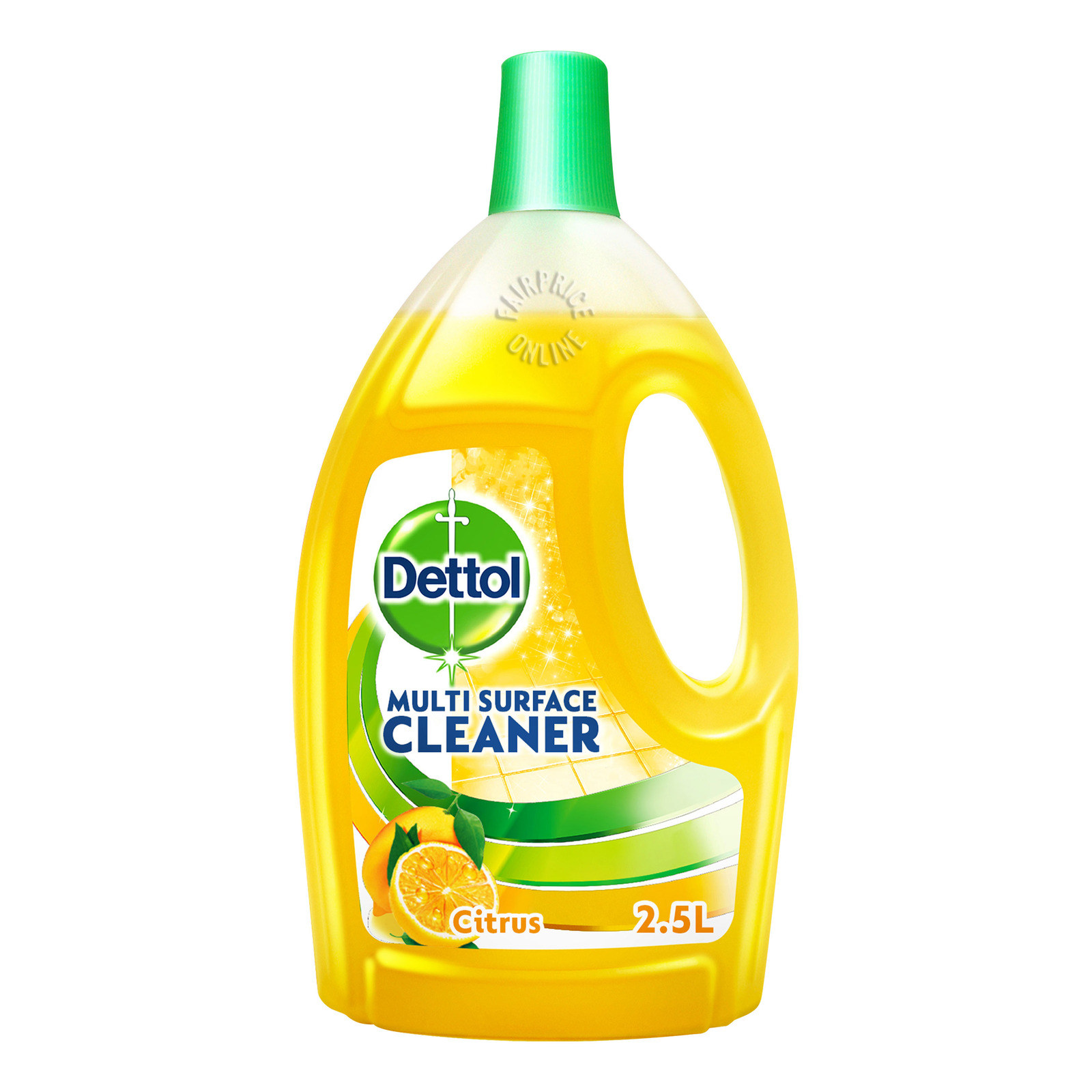 Dettol 4 in 1 Multi Surface Cleaner - Citrus