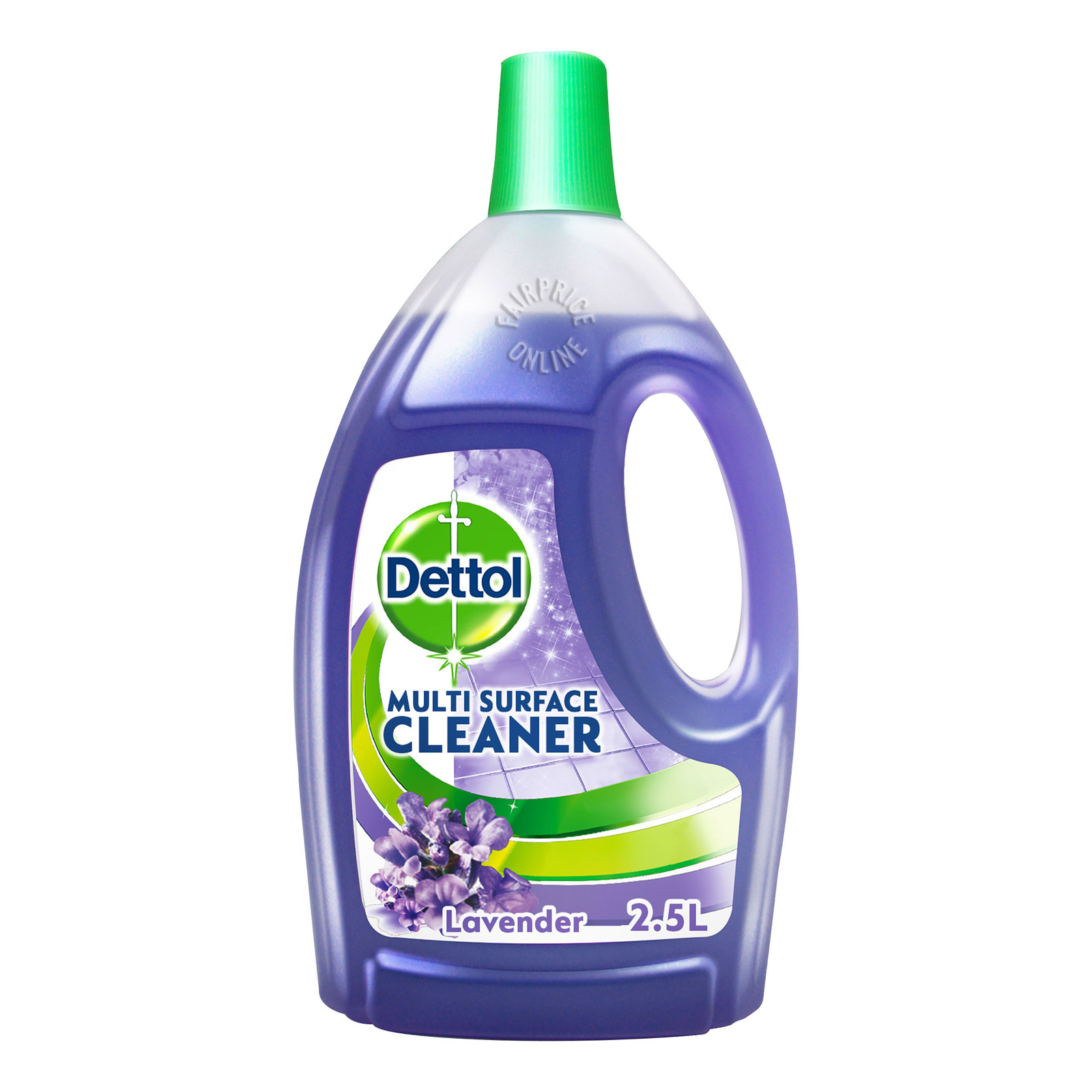Dettol 4 in 1 Multi Surface Cleaner - Lavender