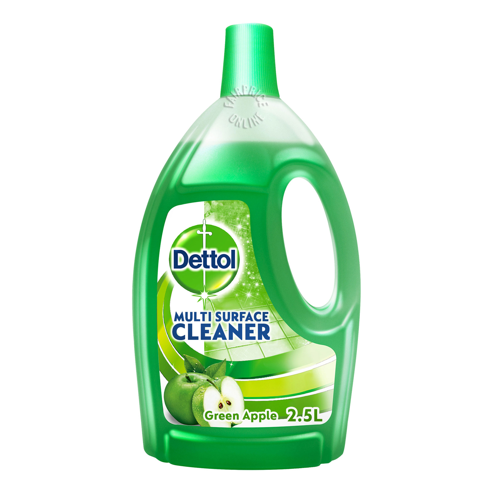 Dettol 4 in 1 Multi Surface Cleaner - Green Apple