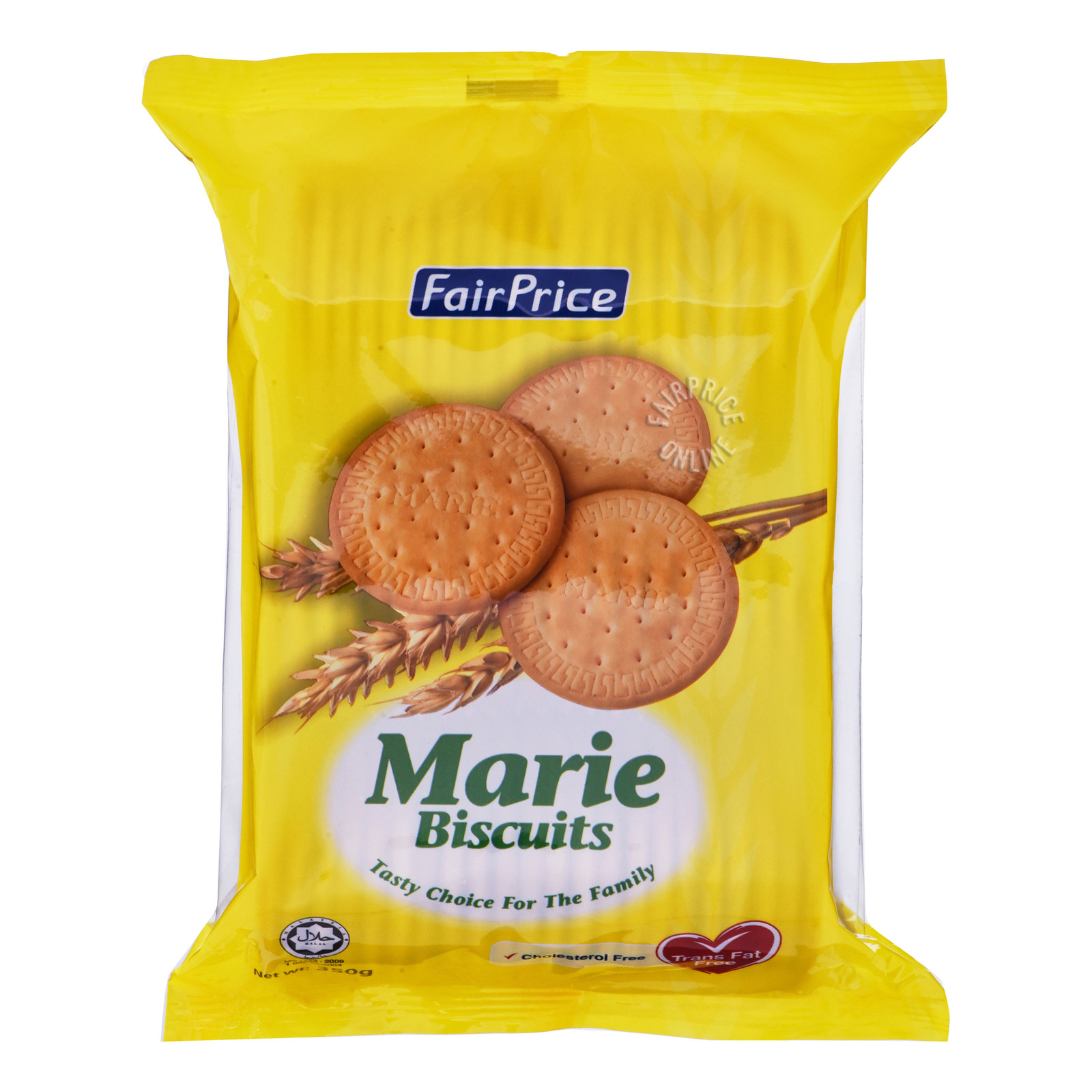 FairPrice Marie Biscuits - Original