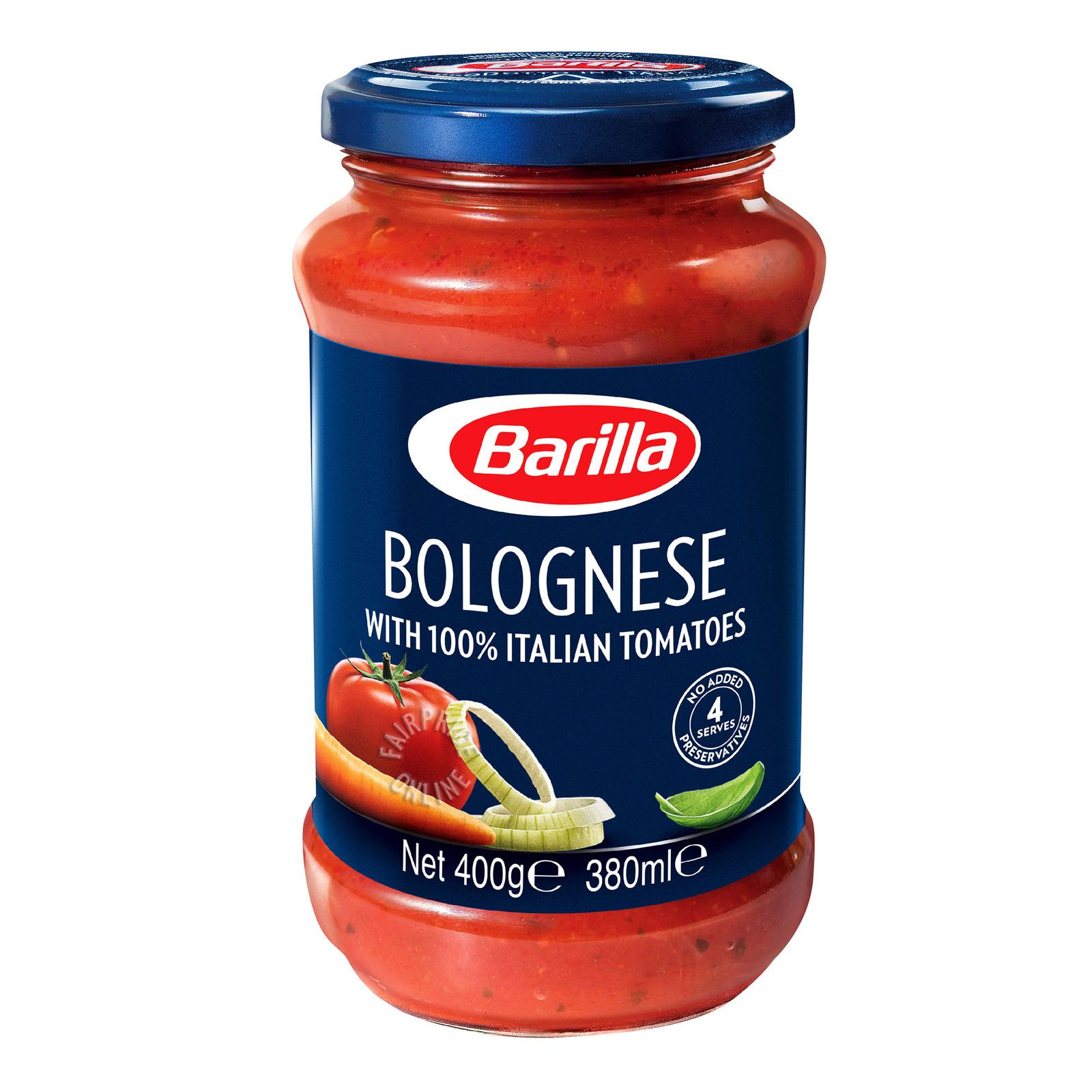 Barilla Pasta Sauce - Bolognese