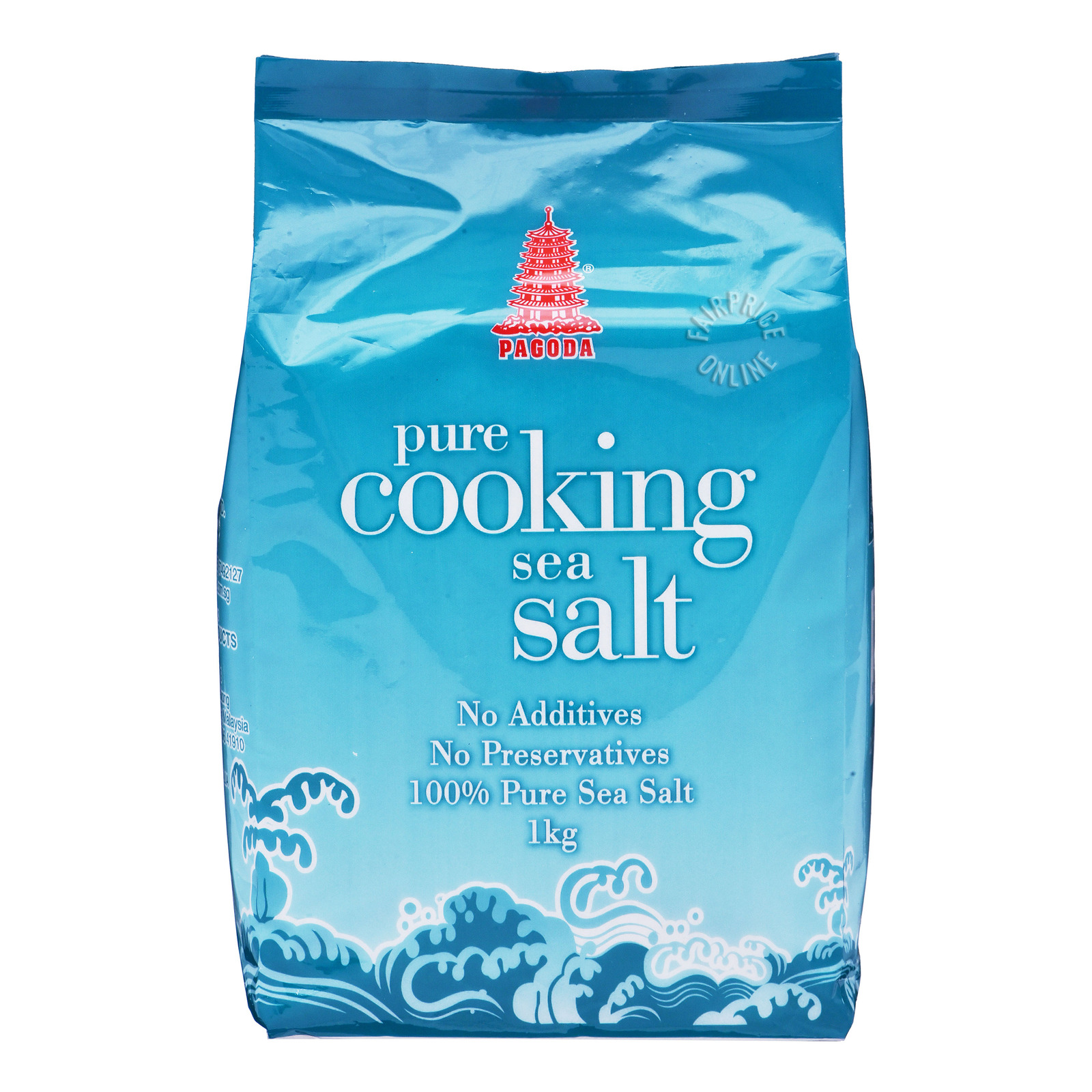 Pagoda Pure Cooking Sea Salt