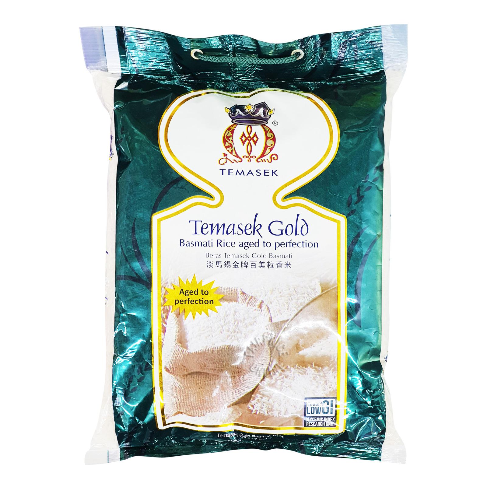Temasek Gold Basmati Rice