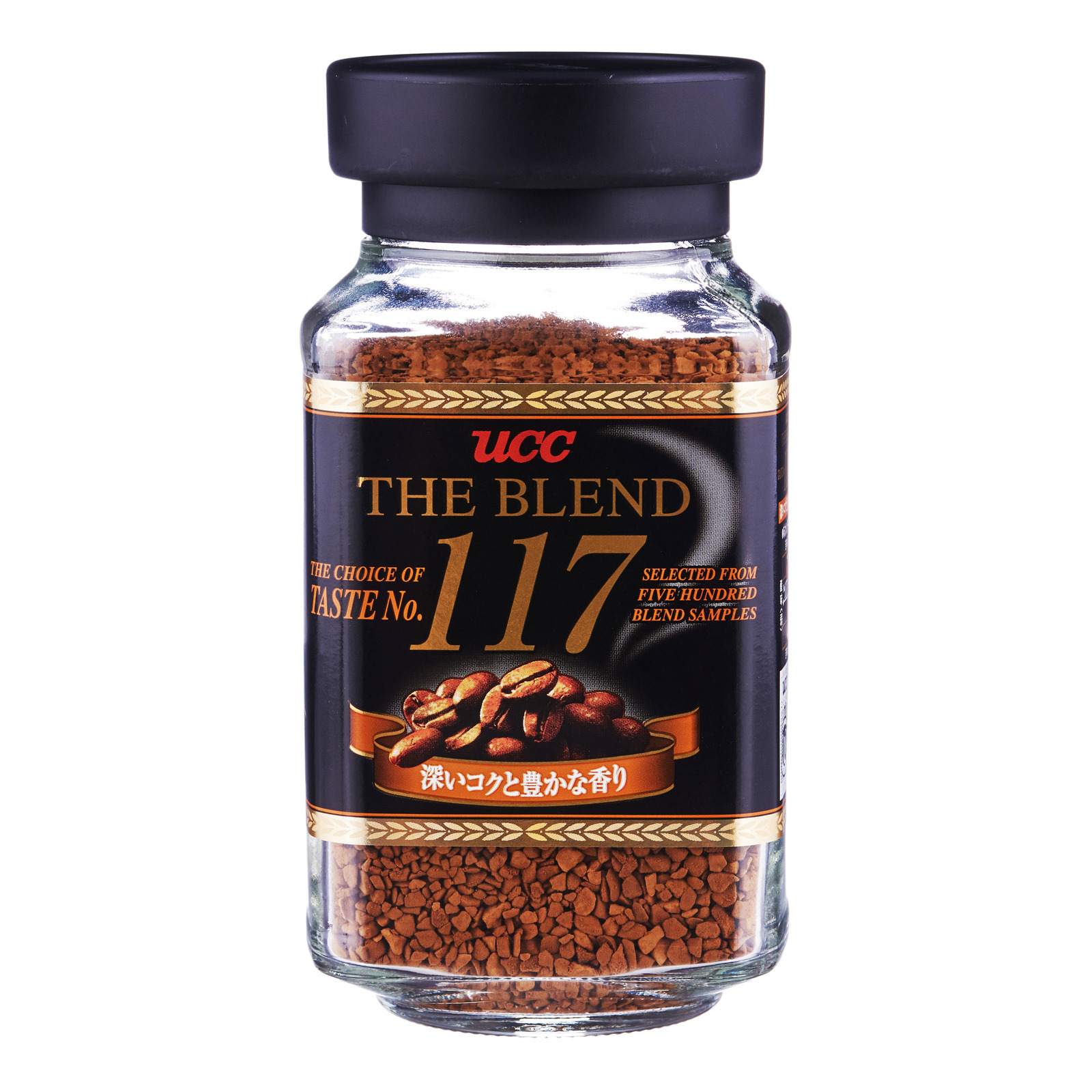 UCC The Blend Instant Coffee Powder - 117
