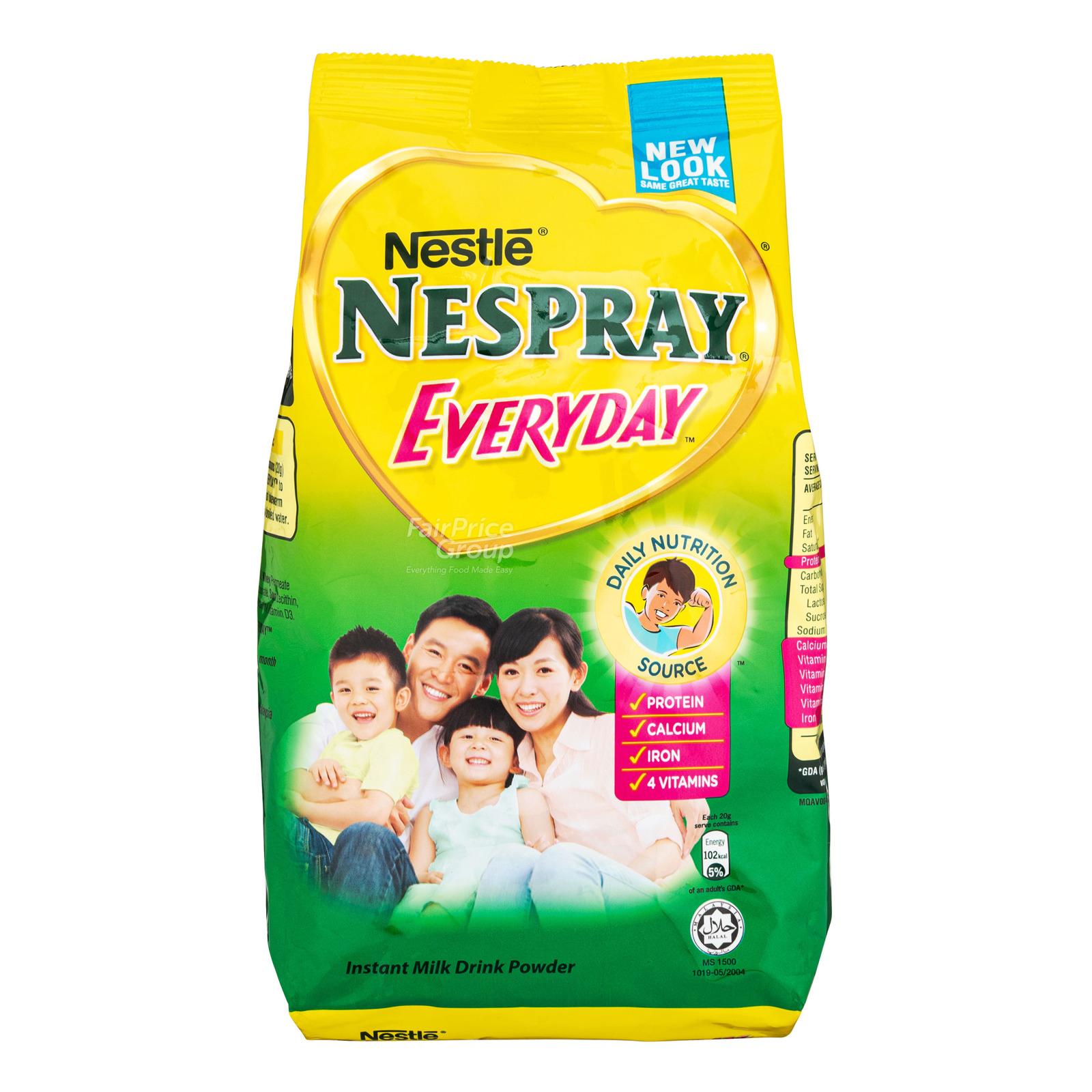 Nespray Everyday Instant Milk Powder