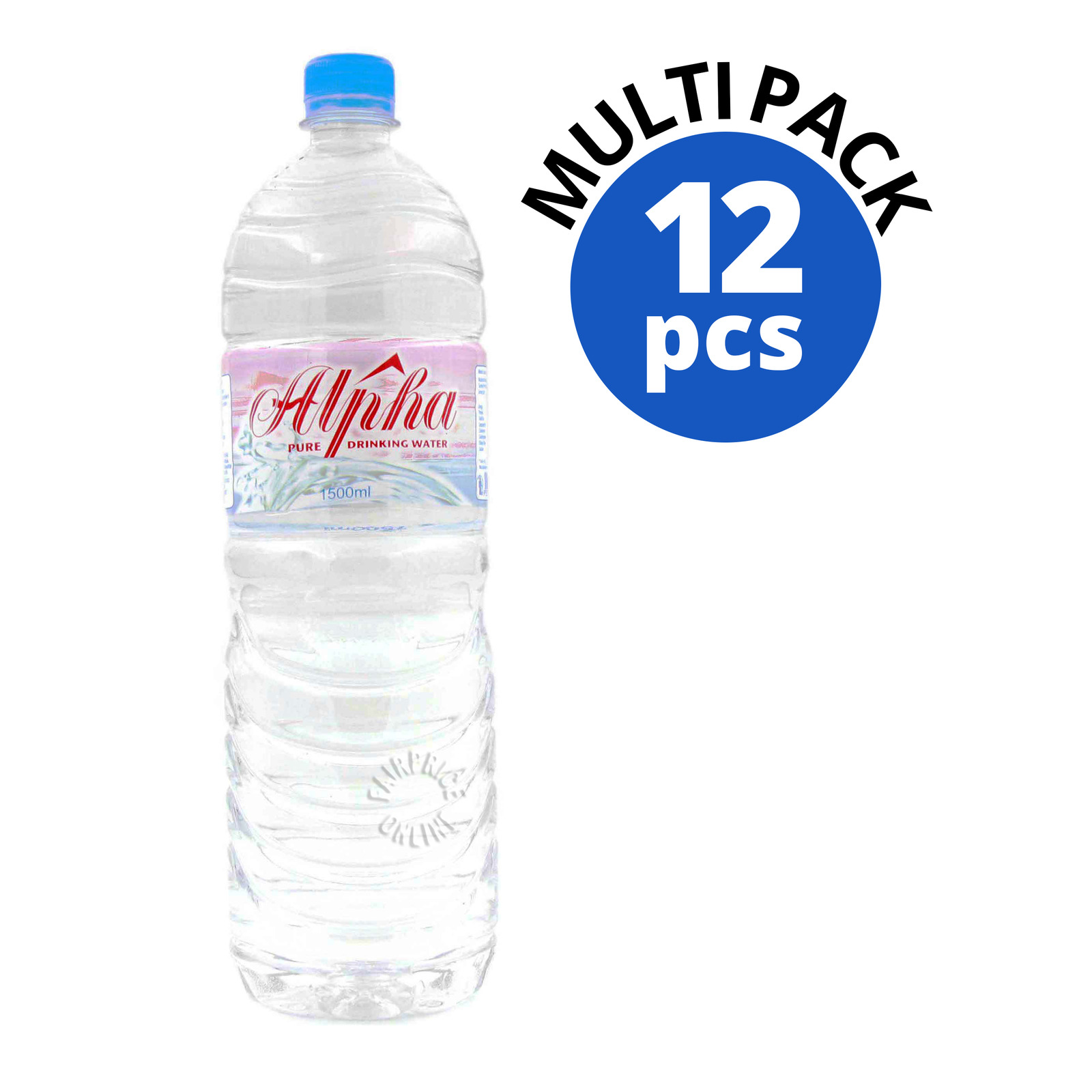 Alpha Pure Drinking Bottle Water