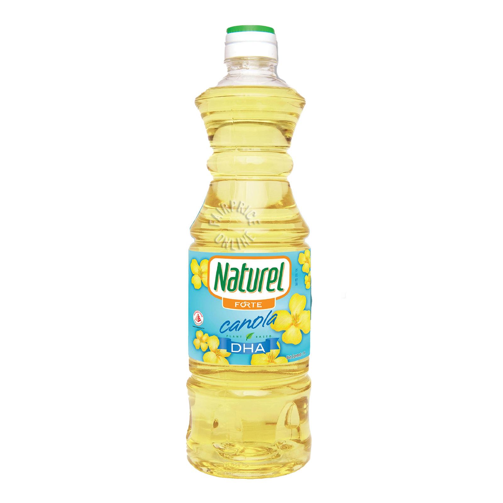 Naturel Cooking Oil - Canola
