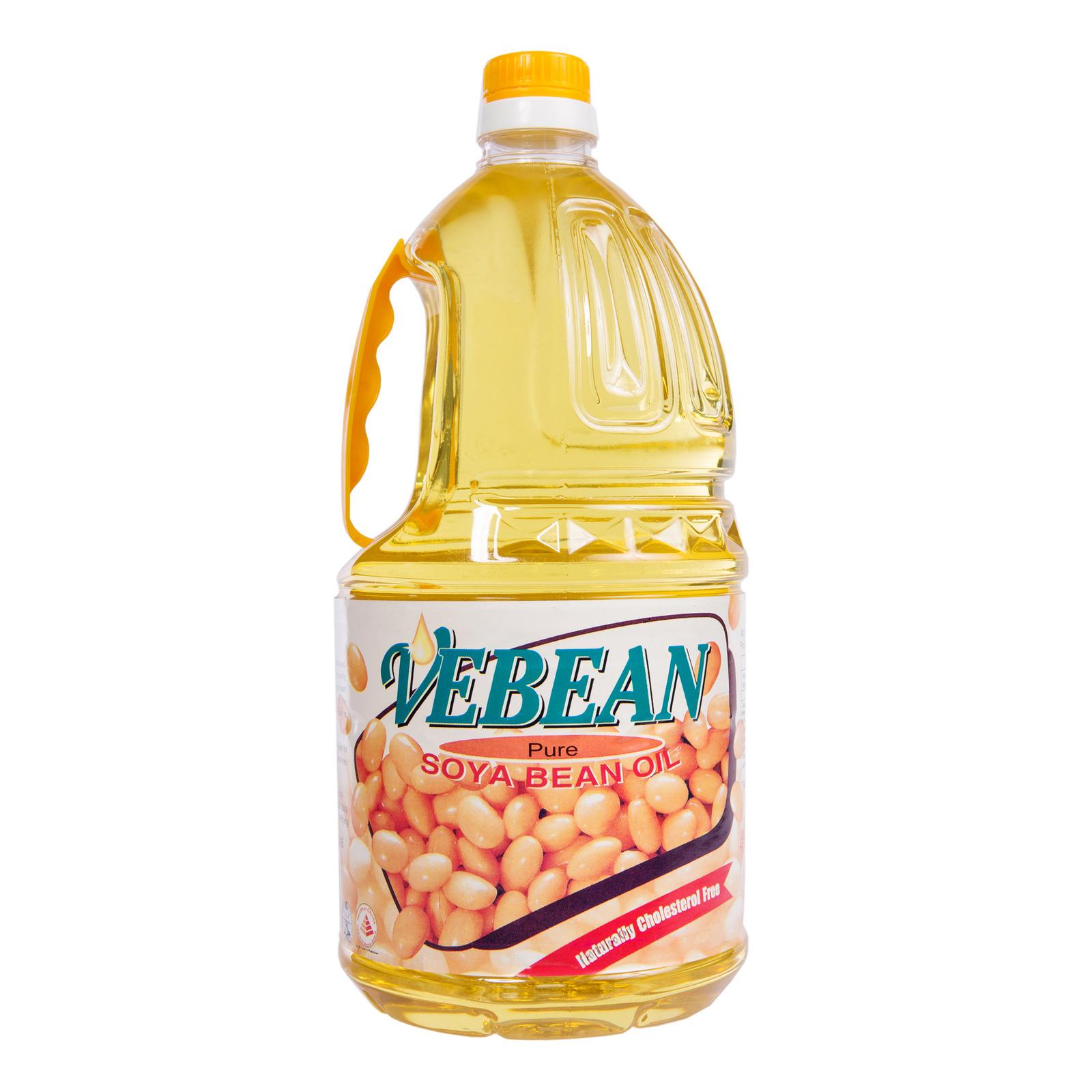 Vebean Soya Bean Oil - Pure