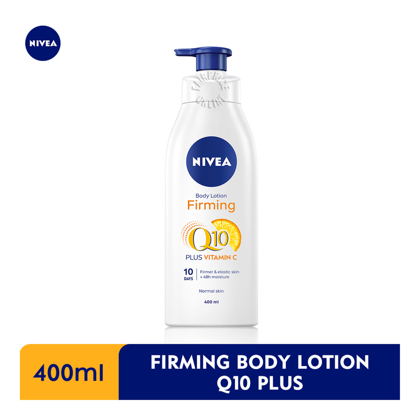 NIVEA Extra Whitening Firming Body Lotion 400ml