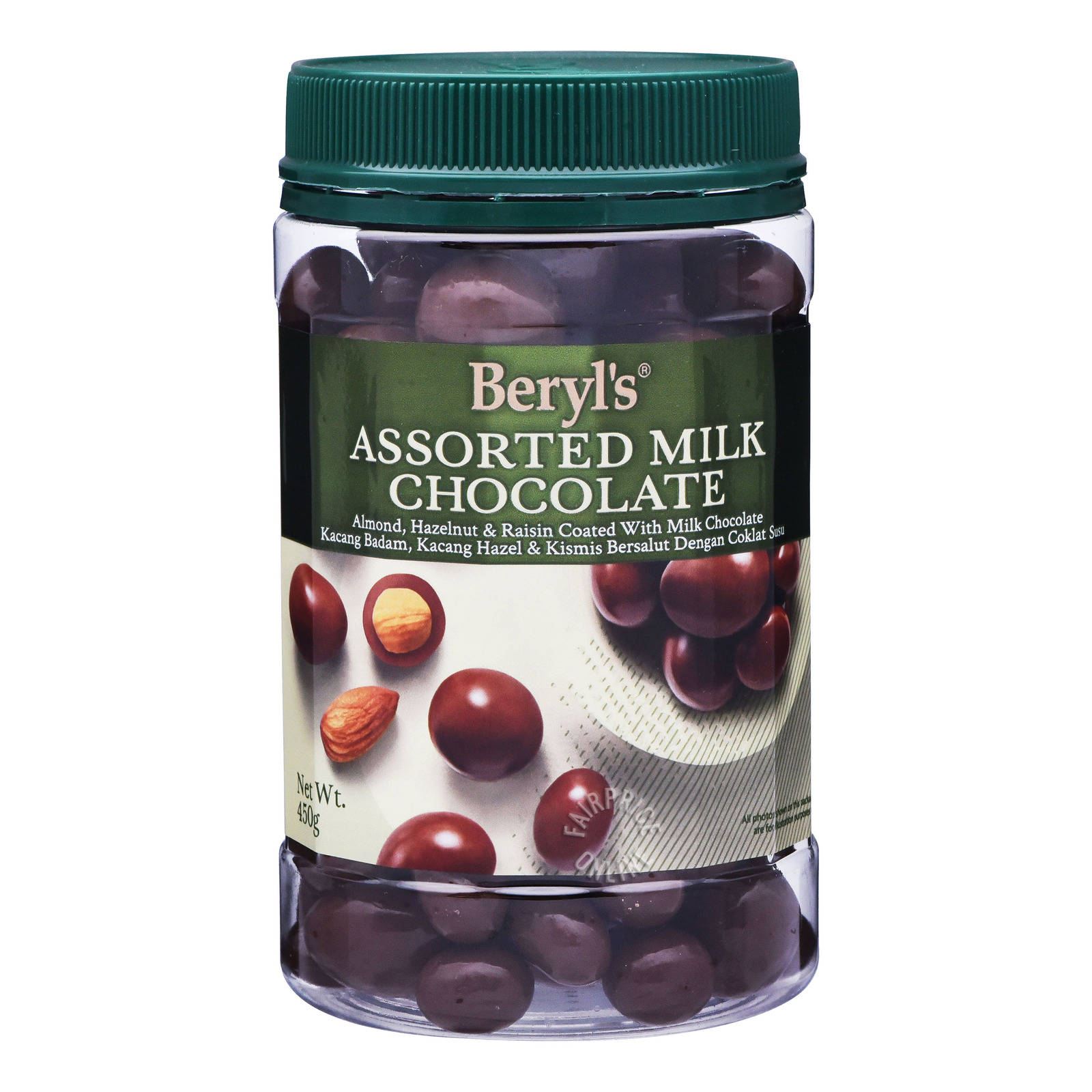 Beryl's Milk Chocolate - Assorted