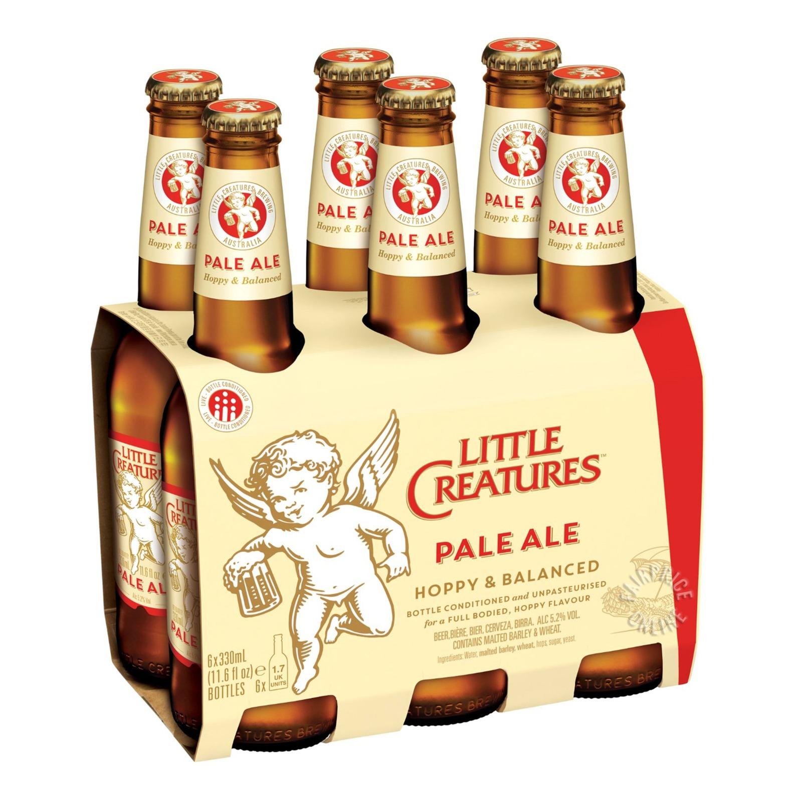 Little Creatures Bottle Beer - Pale Ale