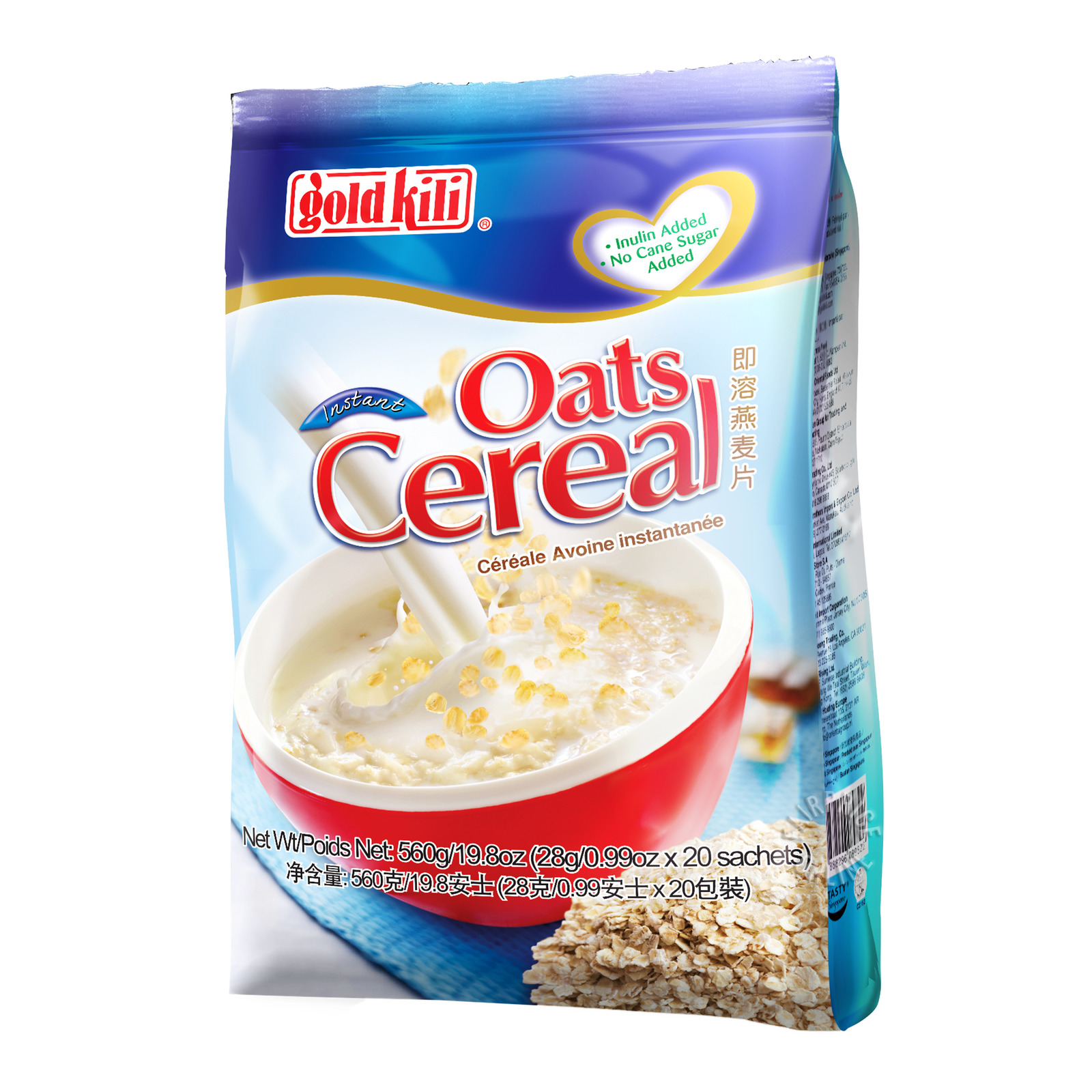 Gold Kili Instant Oats Cereal