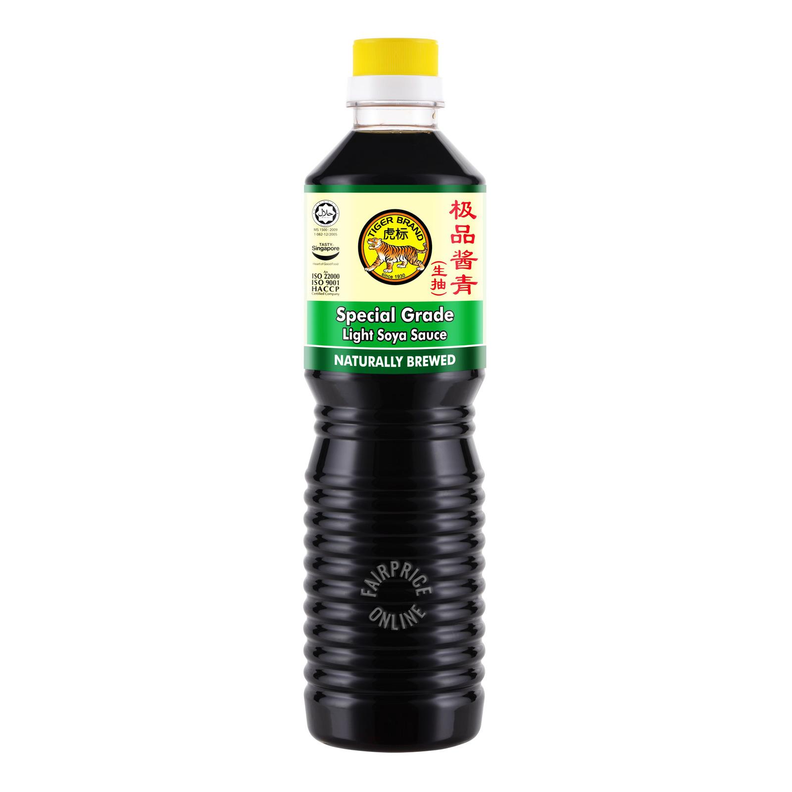 Tiger Brand Soya Sauce - Light (Special Grade)