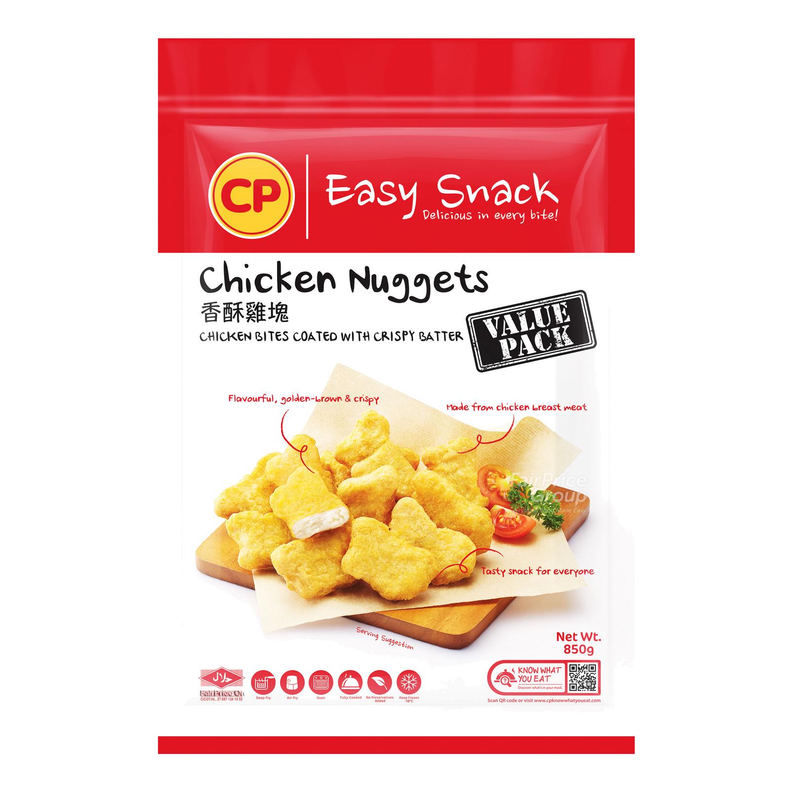 CP Easy Snack - Crispy Chicken Nuggets
