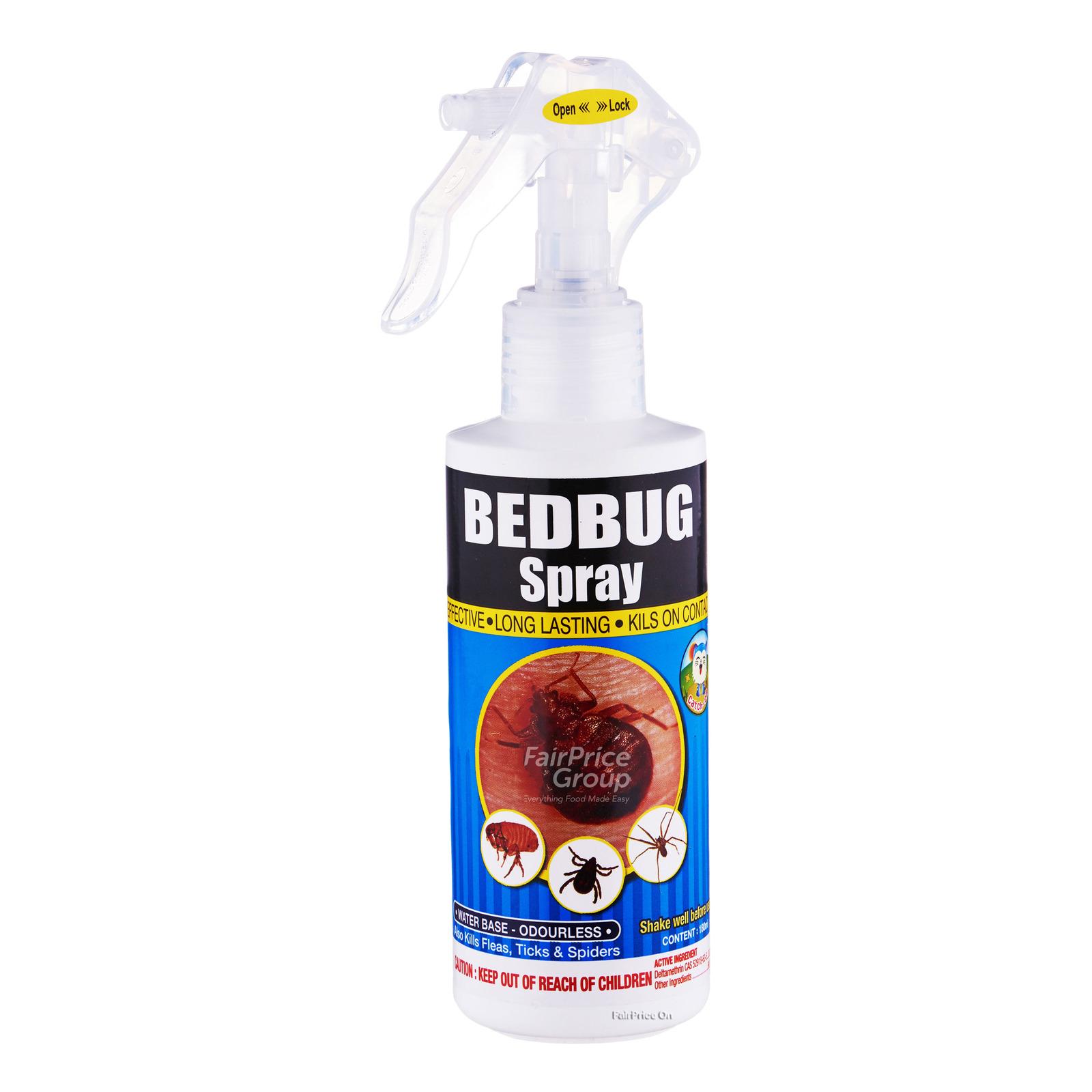 Catch-Em Bedbug Spray