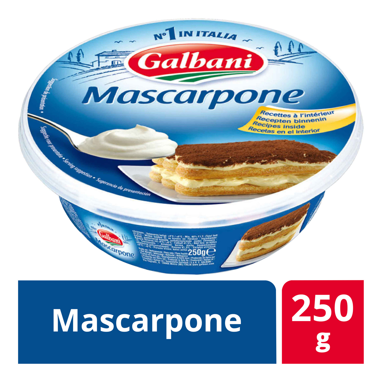 Galbani Cheese - Mascarpone
