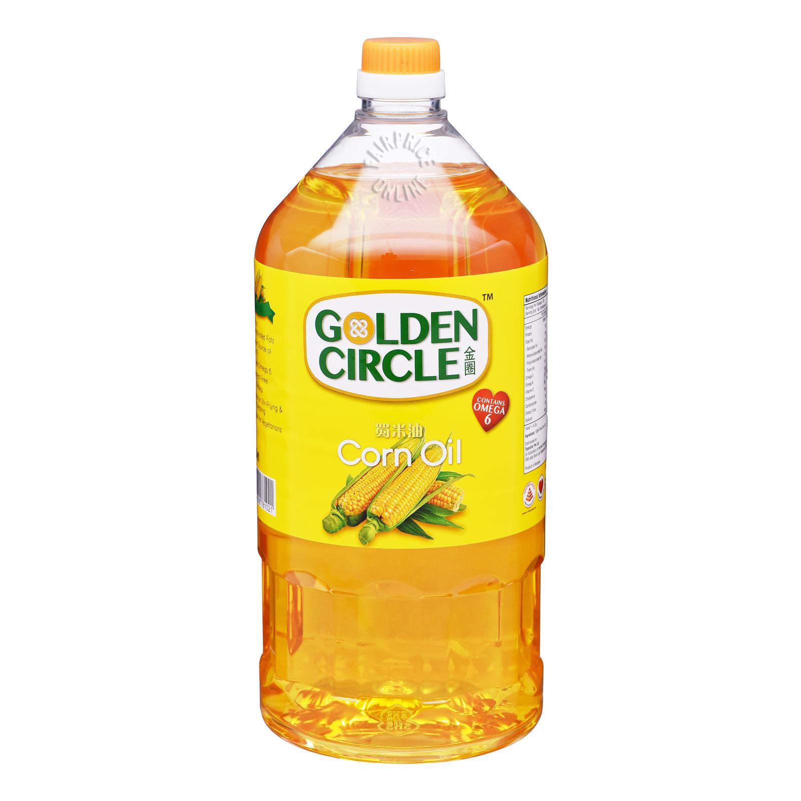 GOLDEN CIRCLE Corn Oil 2L